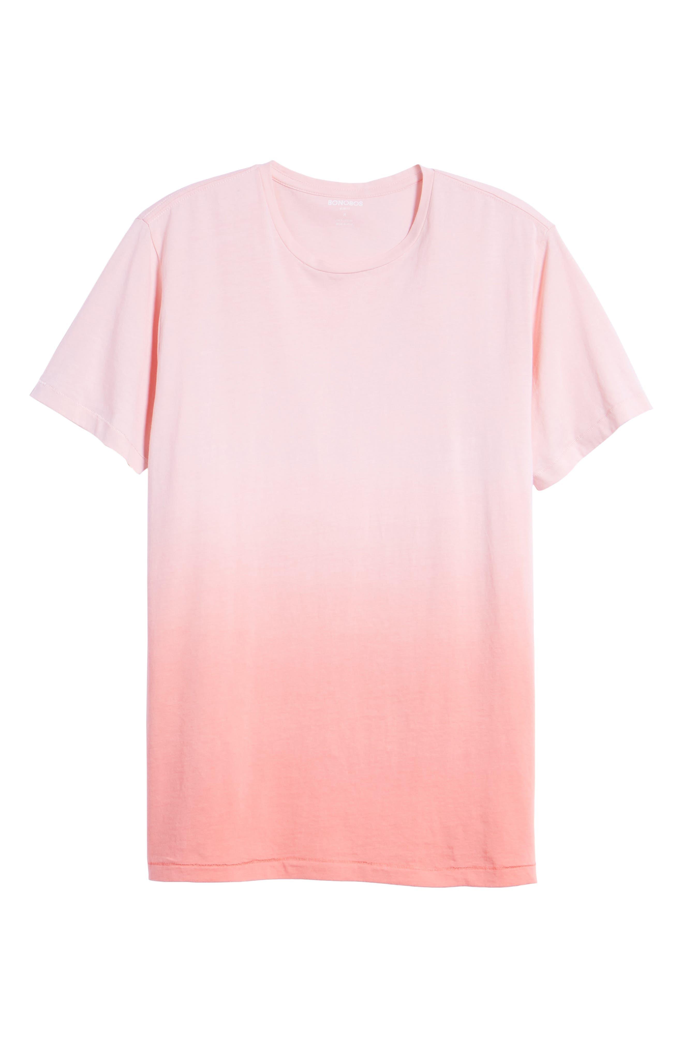Alternate Image 6  - Bonobos Dip Dye T-Shirt