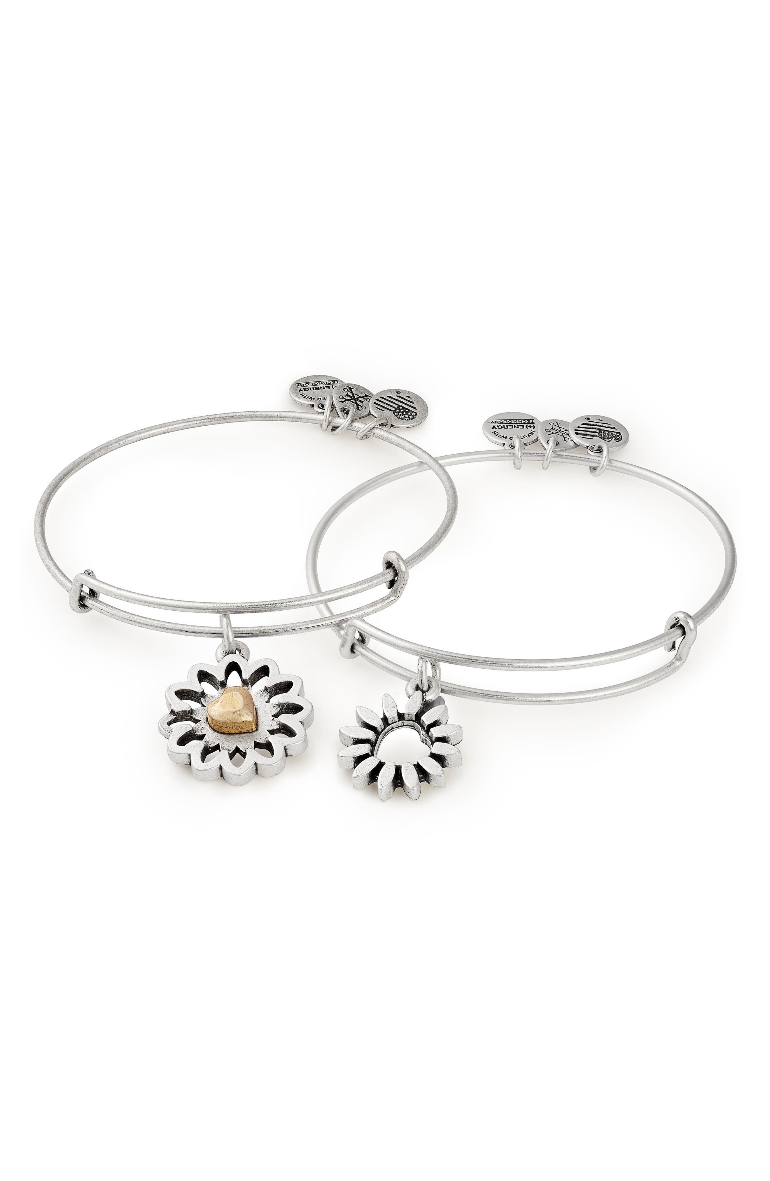 Alex and Ani You are My Heart Bracelet