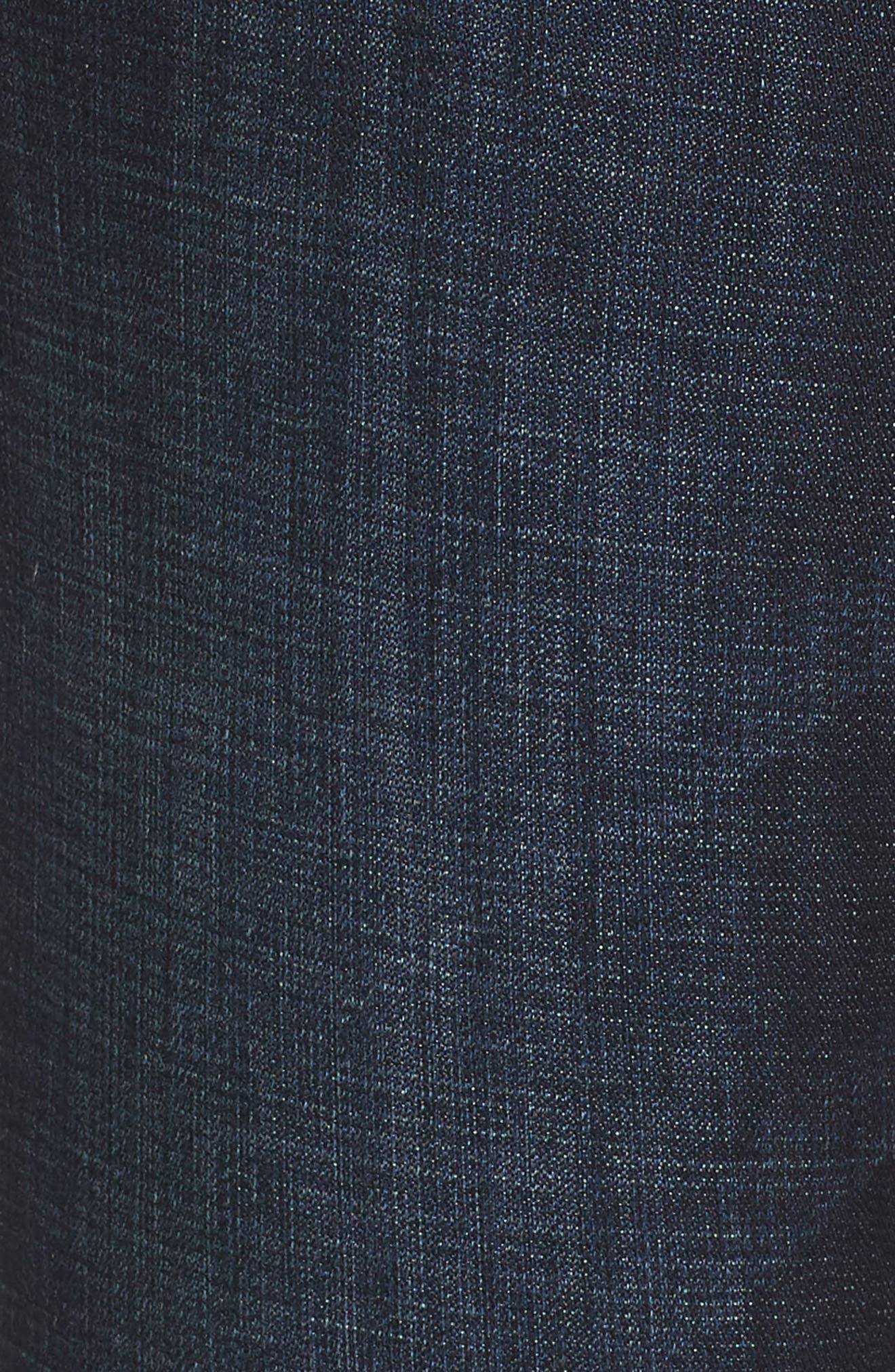 Lauren Crop Jeans,                             Alternate thumbnail 6, color,                             Acknowledging