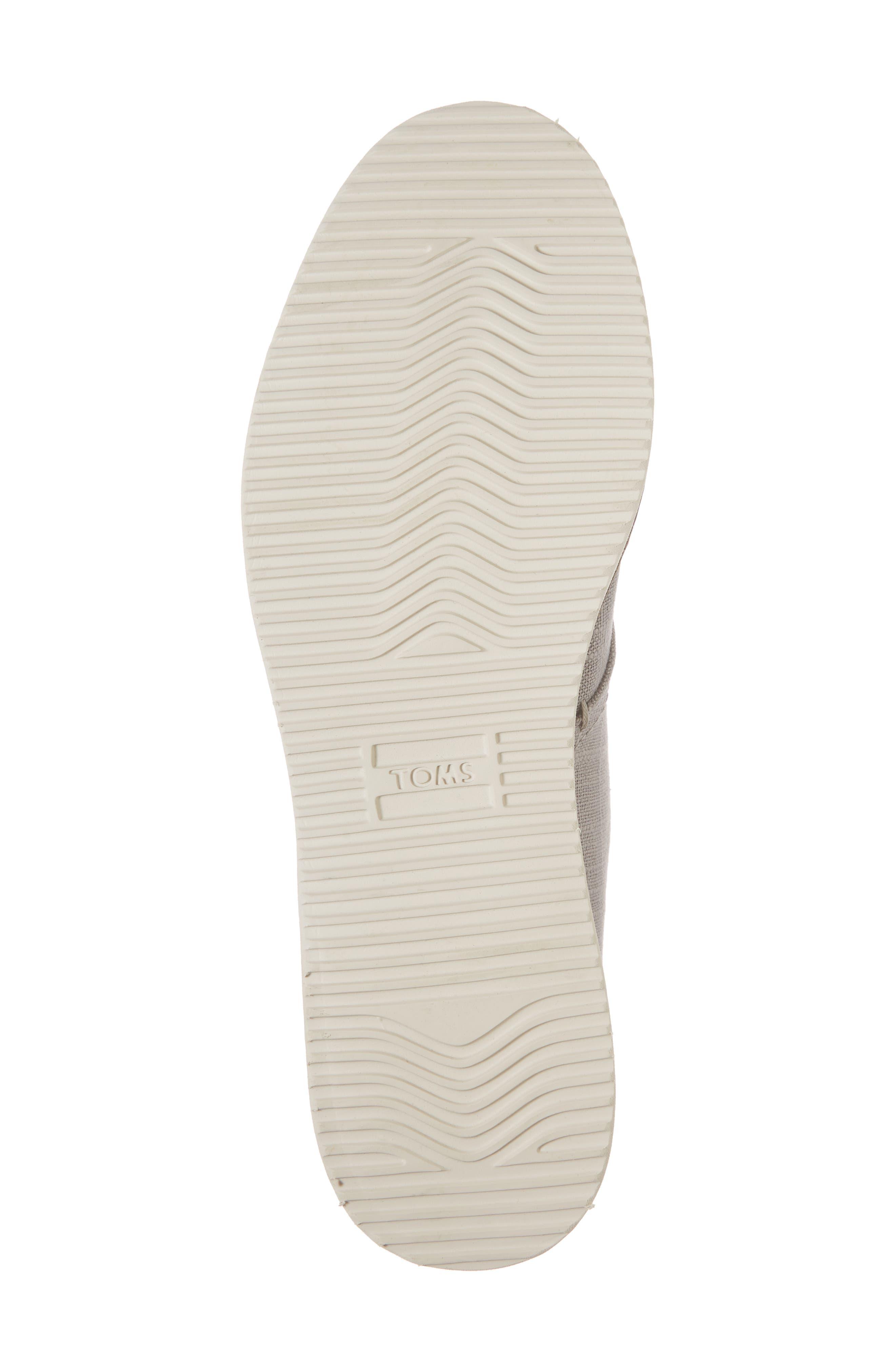 Preston Plain Toe Derby,                             Alternate thumbnail 6, color,                             Grey Linen