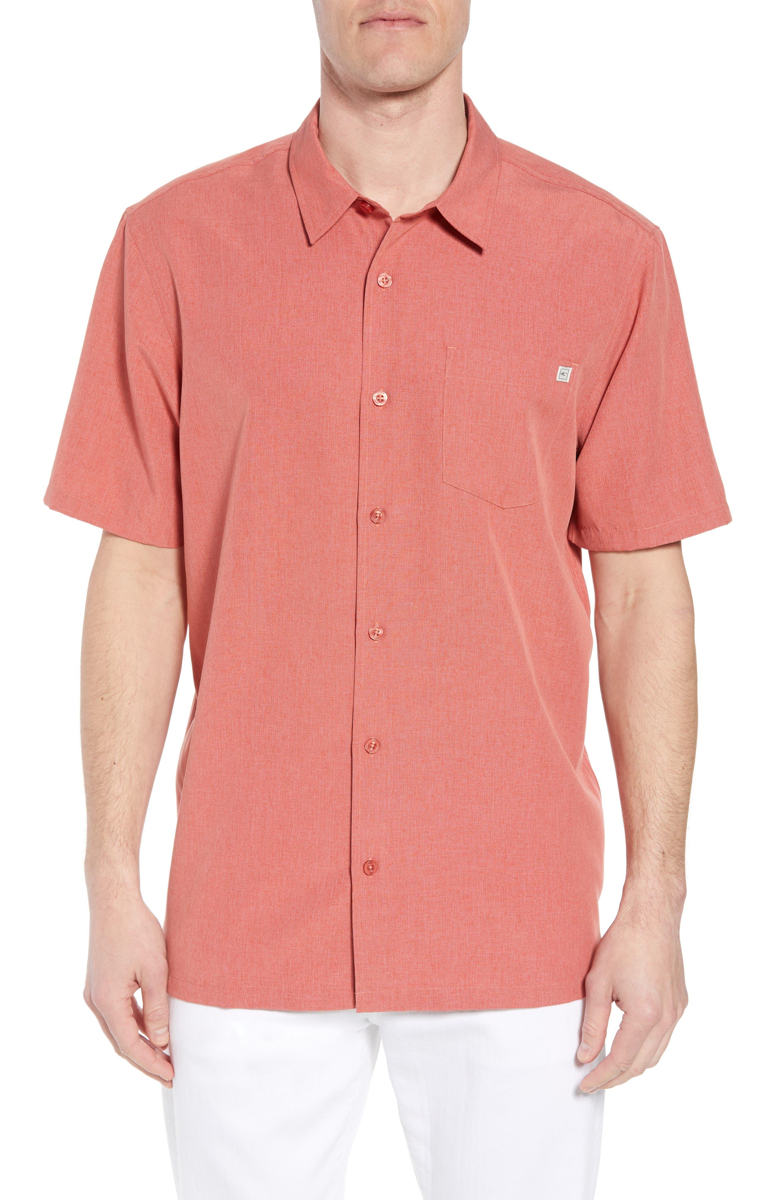Liberty Sport Shirt,                         Main,                         color, Spice