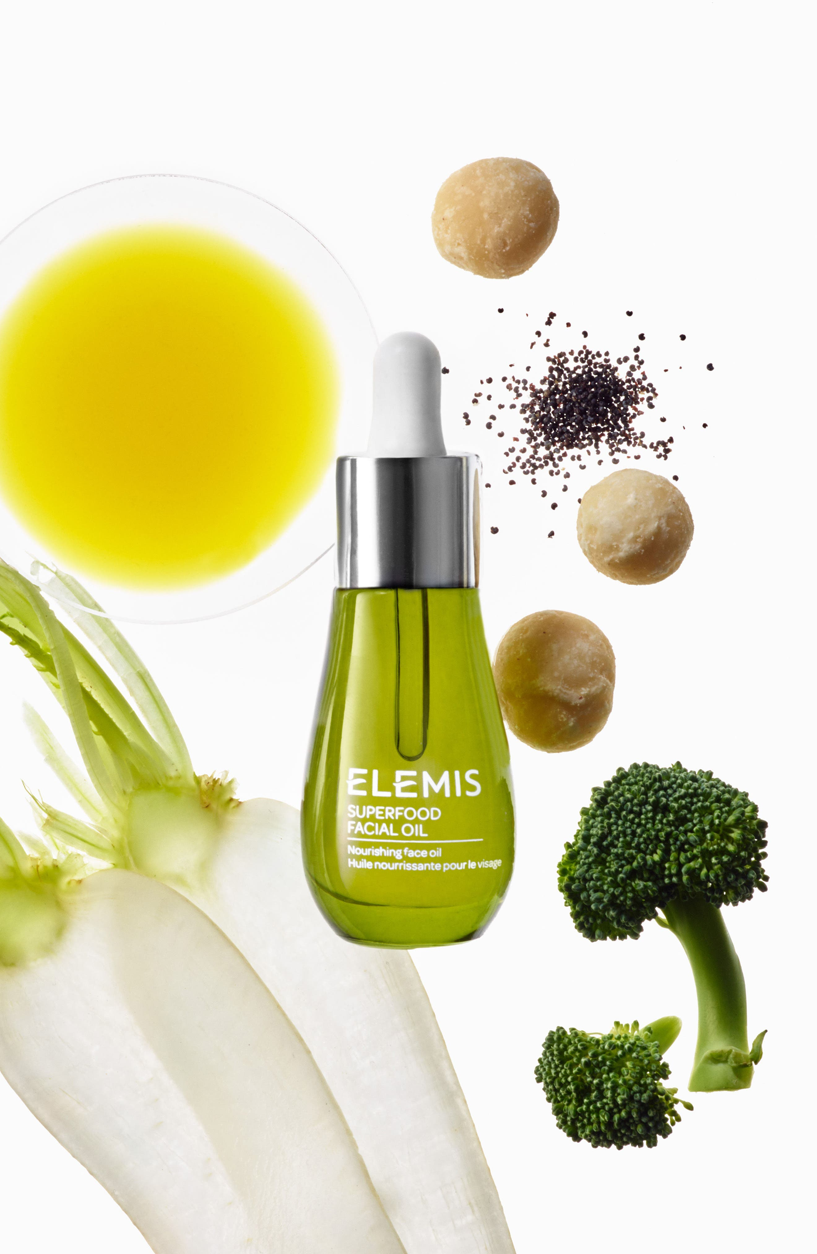 Superfood Facial Oil,                             Alternate thumbnail 3, color,