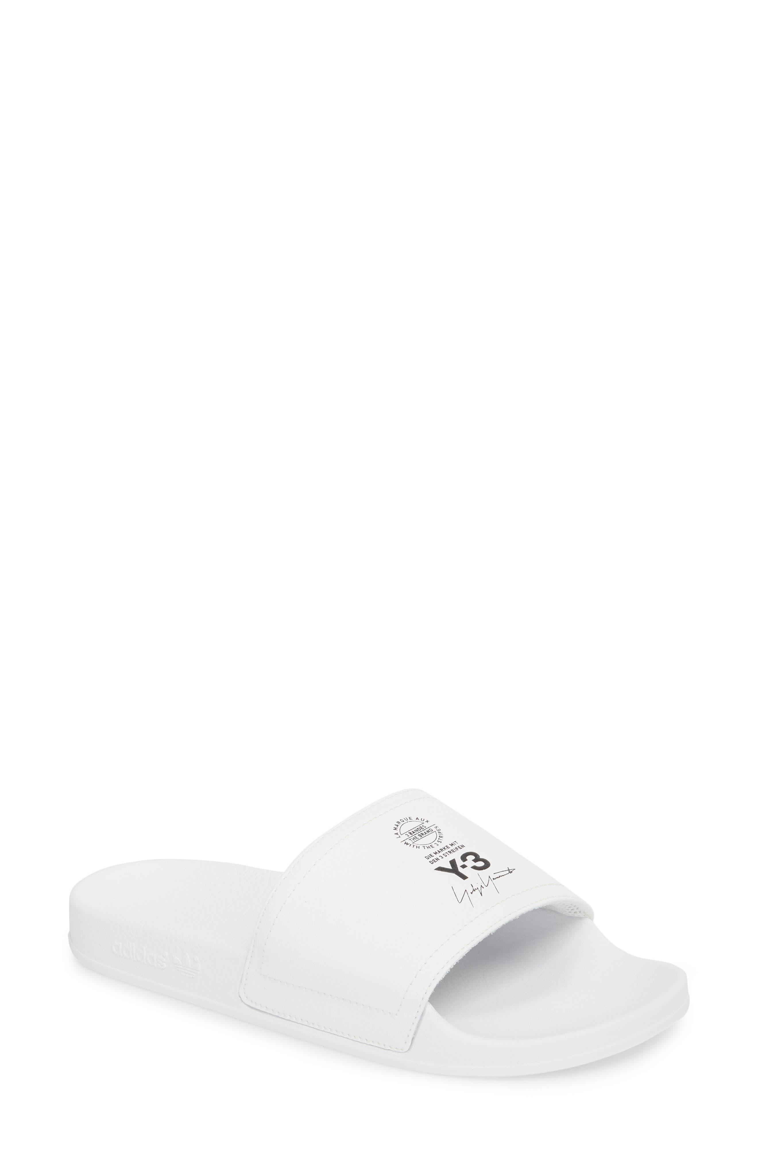 Y-3 x adidas Adilette Slide Sandal (Women)