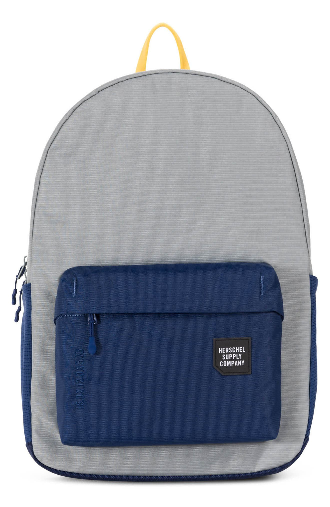 RUNDLE TRAIL BACKPACK - GREY