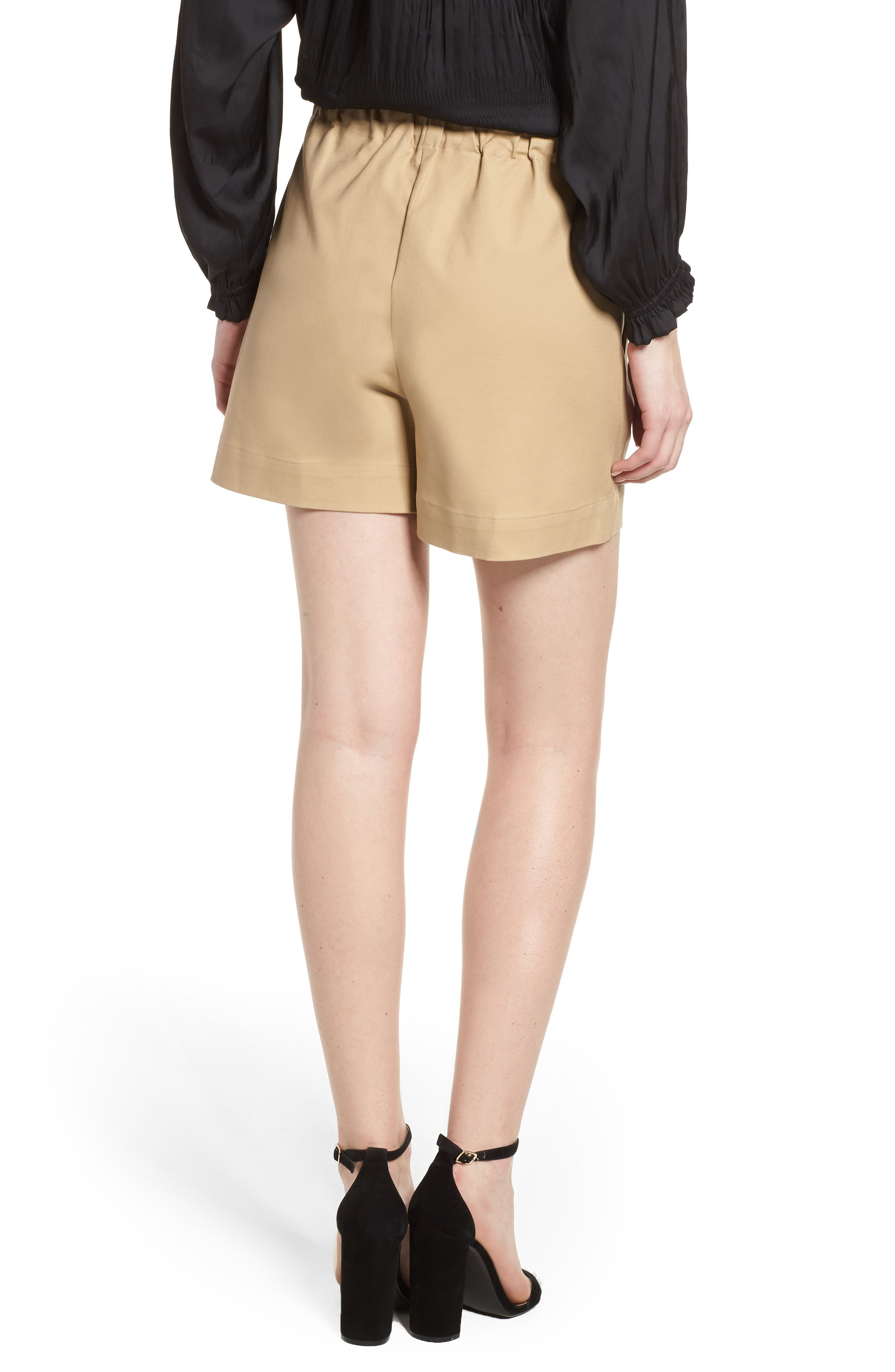 Park South Shorts,                             Alternate thumbnail 2, color,                             Beige
