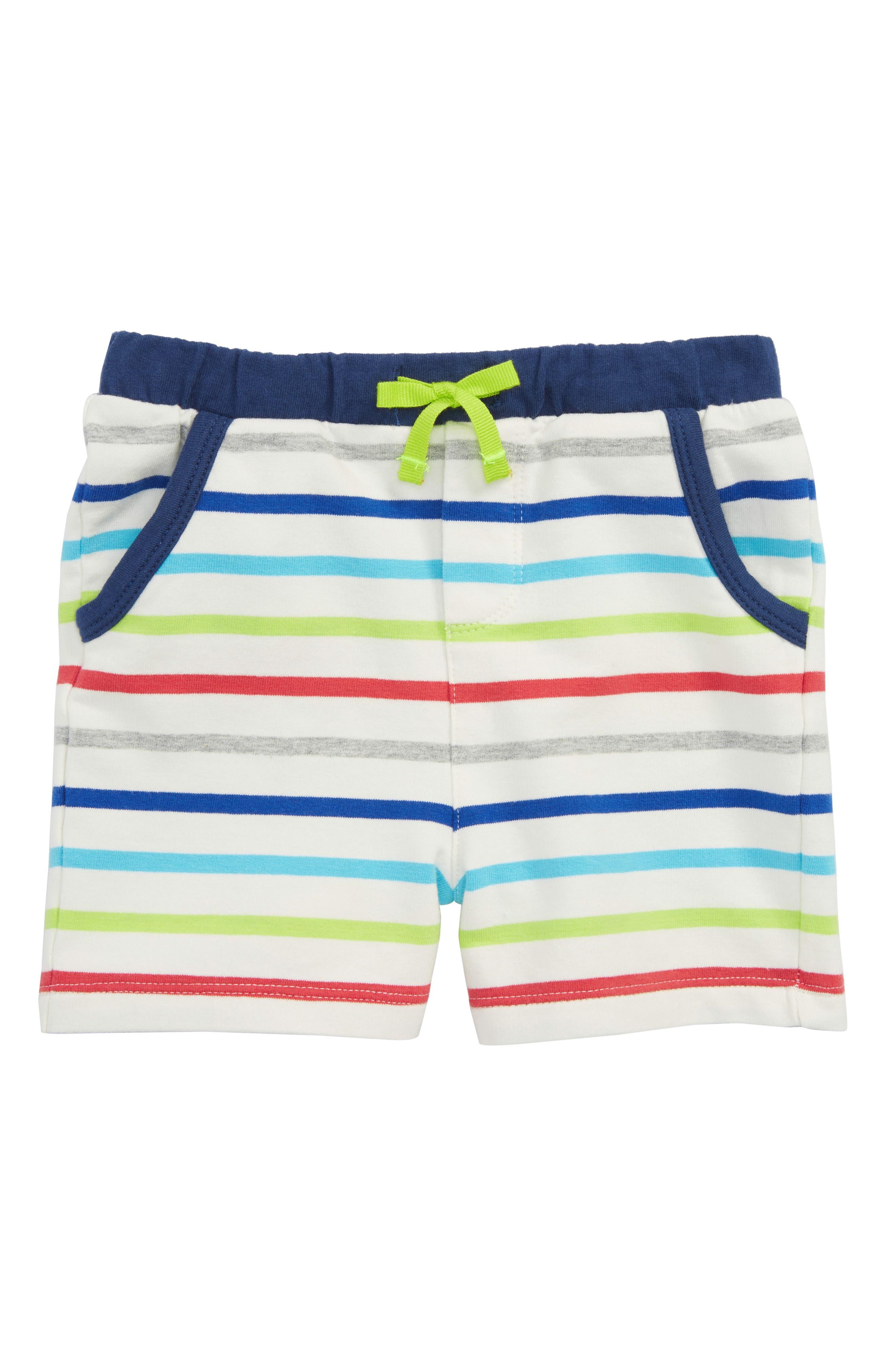 Jersey Shorts,                             Main thumbnail 1, color,                             Fun Stripe