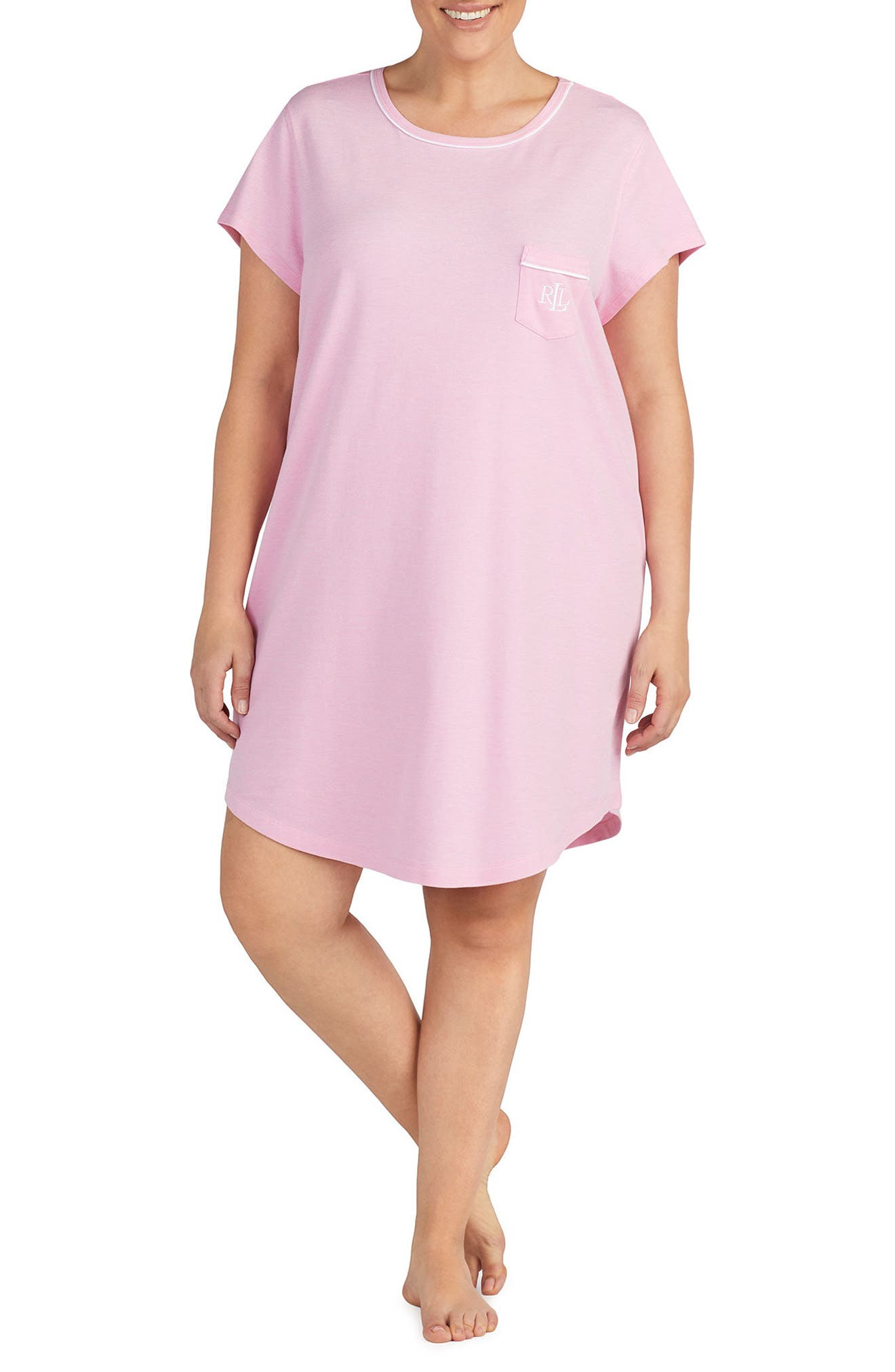 Lauren Ralph Lauren Nightgown (Plus Size)