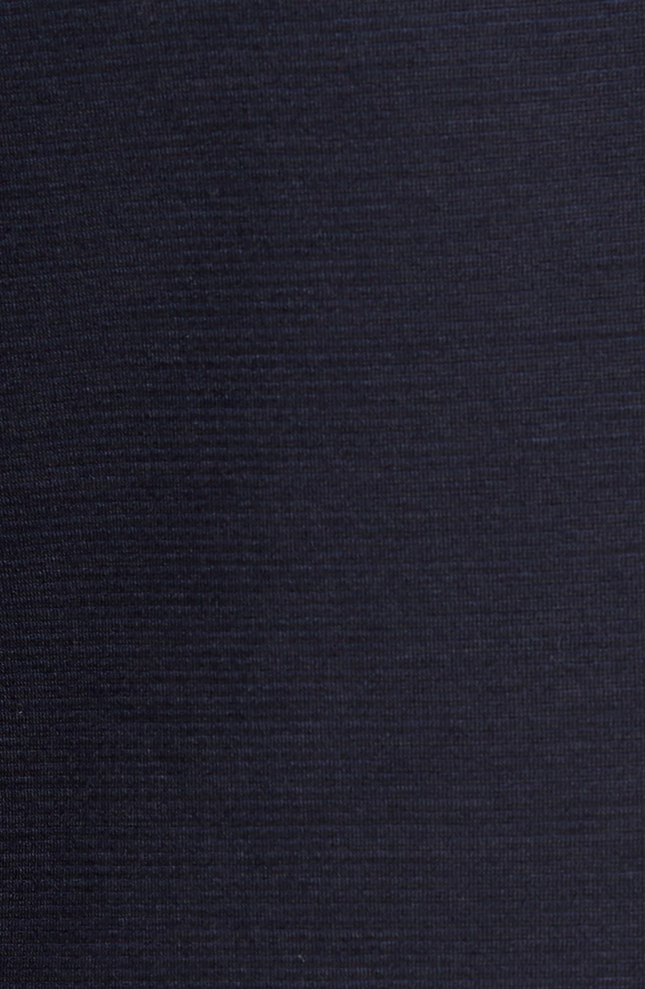 Cardrona Slim Fit Wool Blend Blazer,                             Alternate thumbnail 5, color,                             Navy