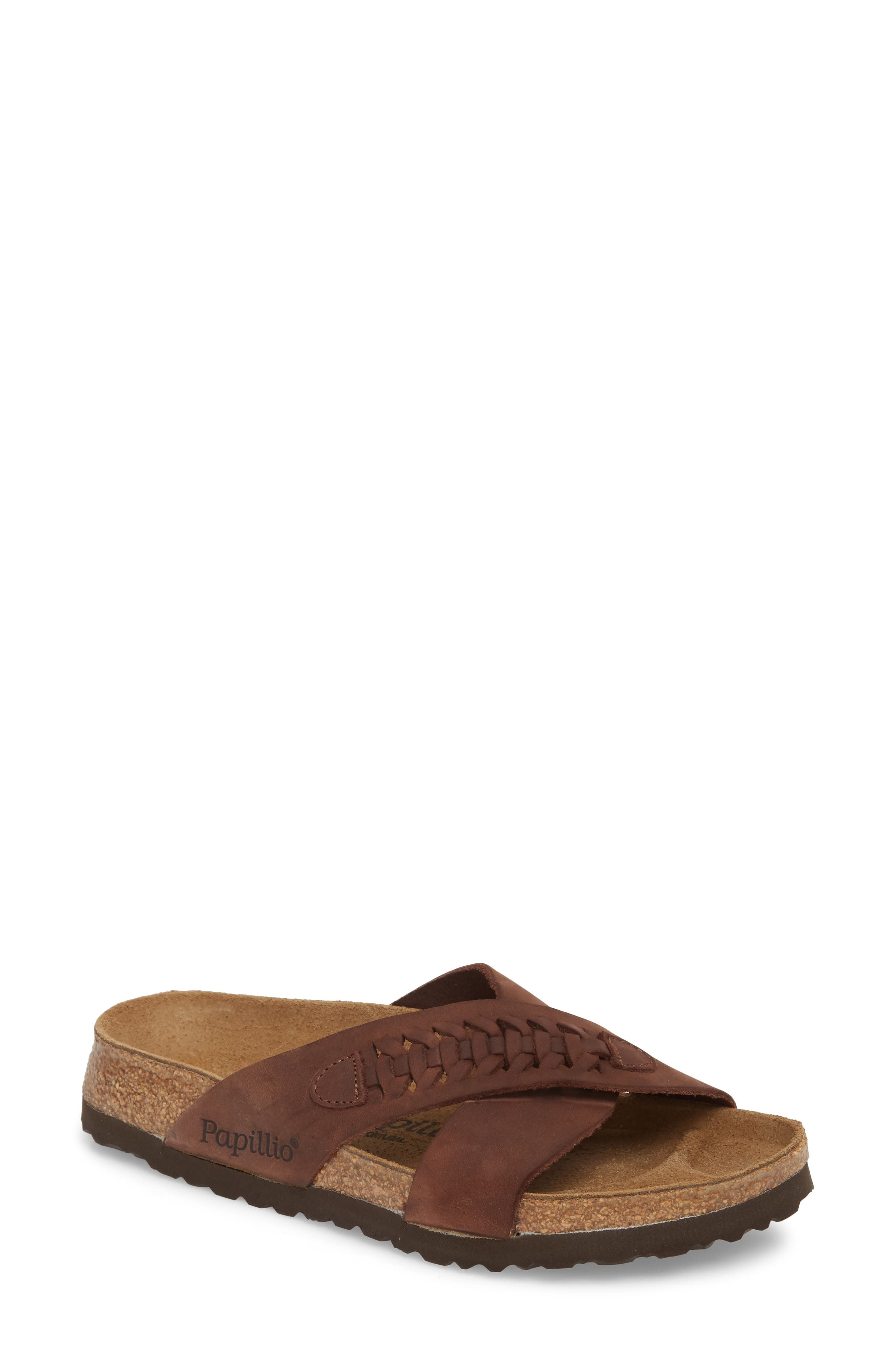 Alternate Image 1 Selected - Papillio by Birkenstock Daytona Slide Sandal (Women)