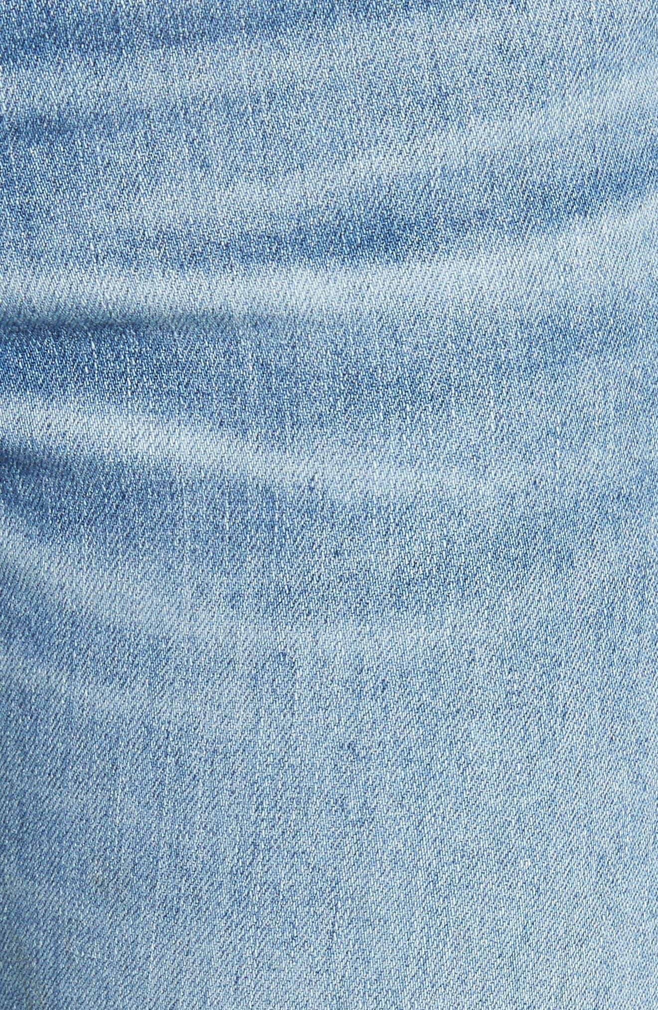 The Dre Ankle Slim Boyfriend Jeans,                             Alternate thumbnail 5, color,                             Bulwarks