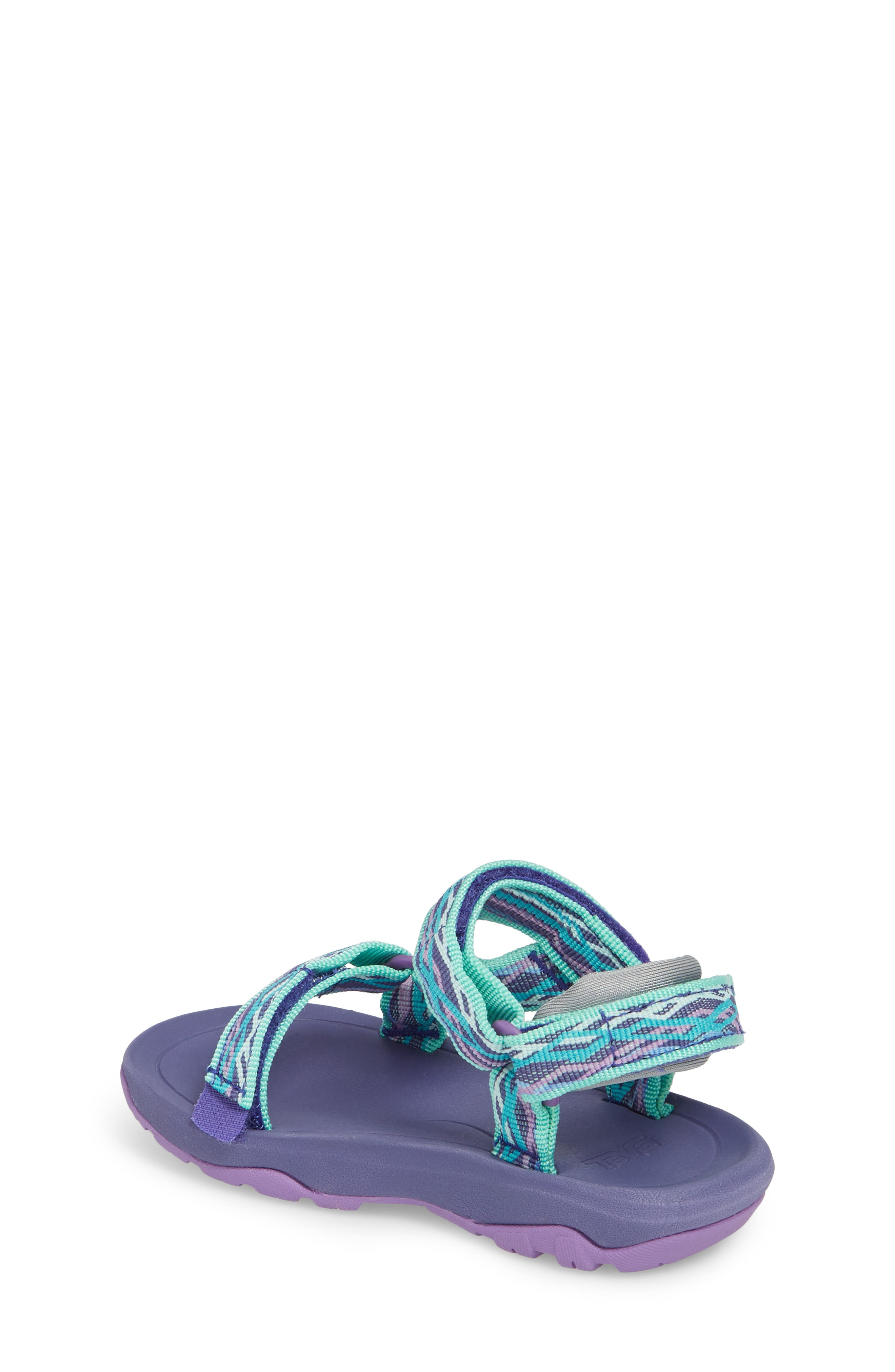 Hurricane XLT 2 Sandal,                             Alternate thumbnail 2, color,                             Delmar Sea Glass / Purple