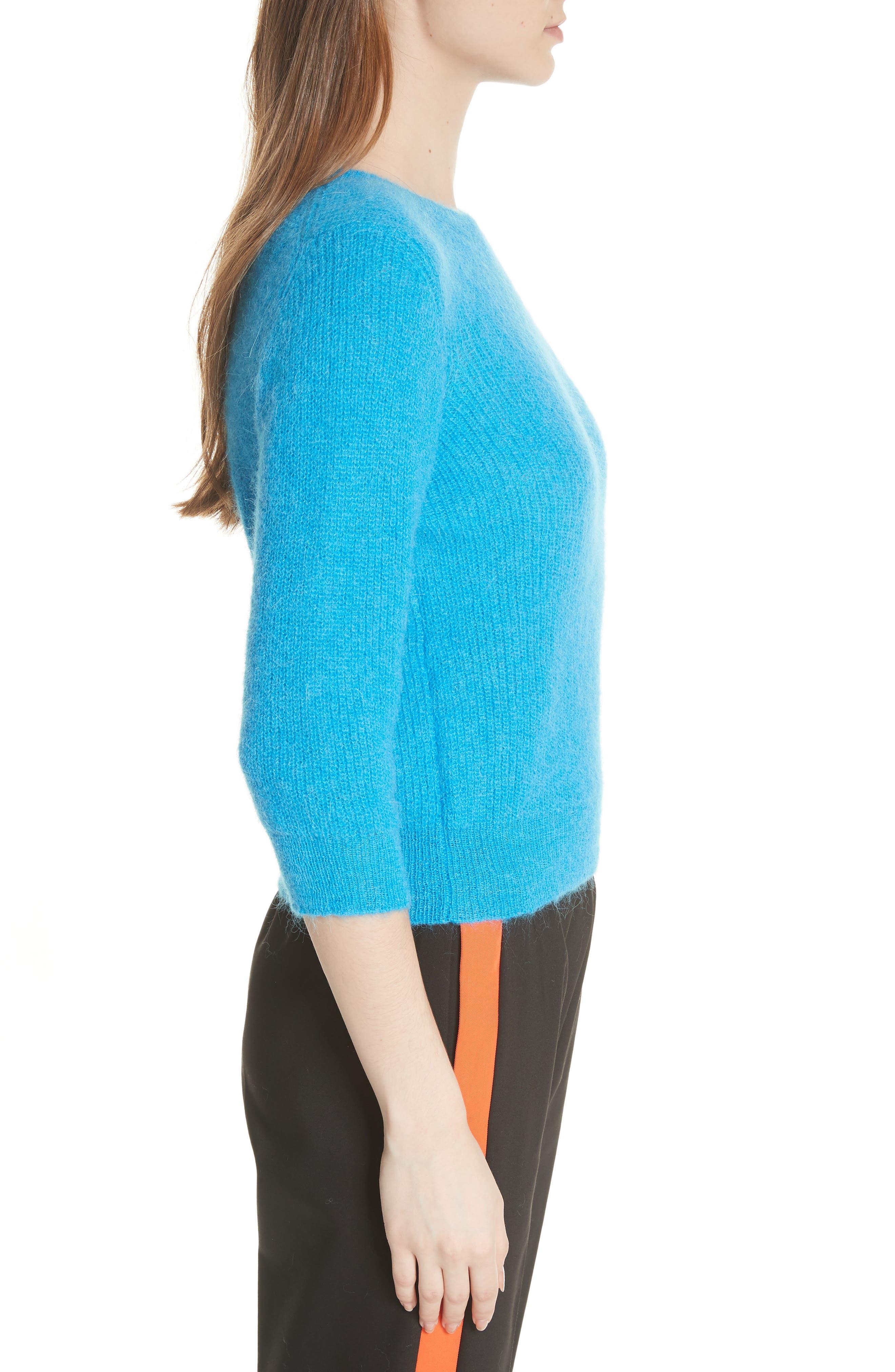 Marcel Sweater,                             Alternate thumbnail 3, color,                             Blue