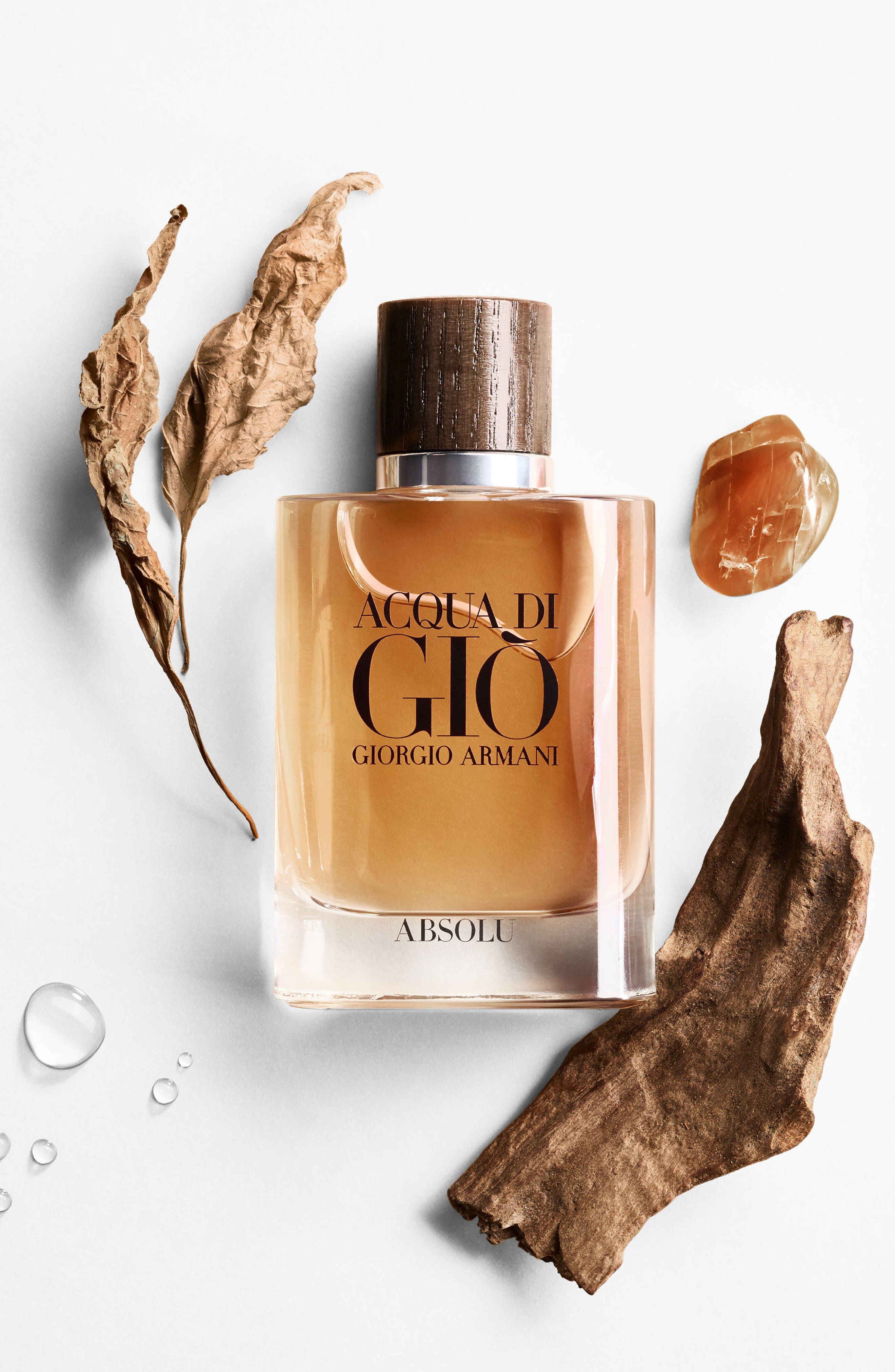 Acqua di Giò Absolu Eau de Parfum,                             Alternate thumbnail 4, color,