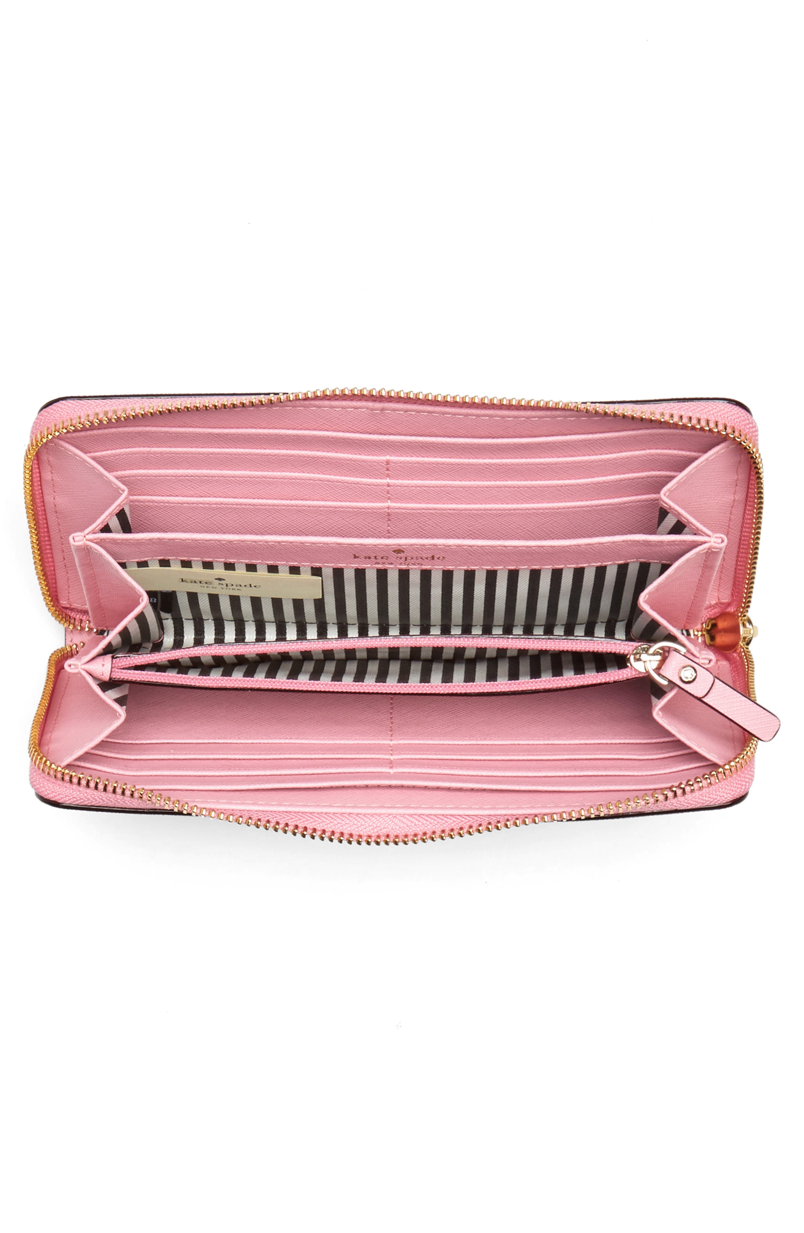Alternate Image 2  - kate spade new york 'cameron street - lacey' leather wallet