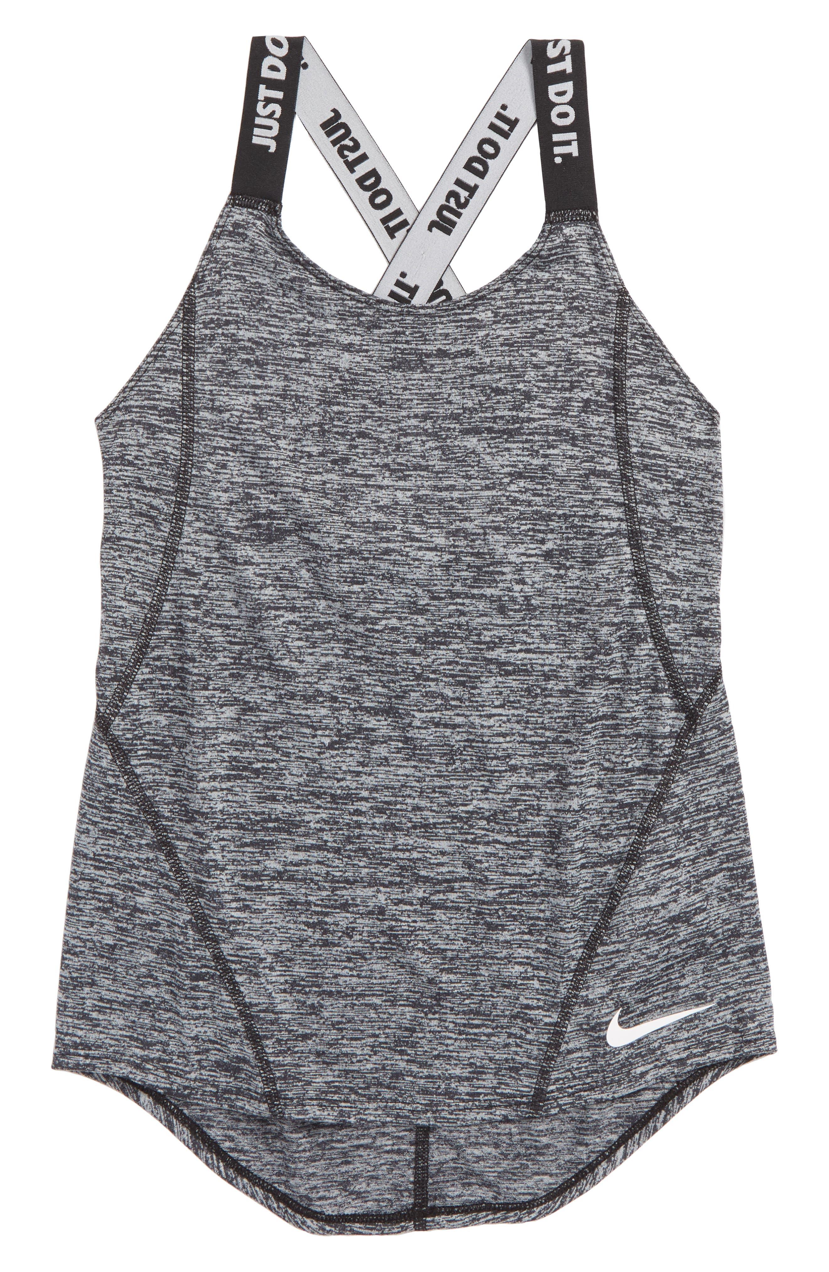 Nike Dri-FIT Training Tank Top (Big Girls)