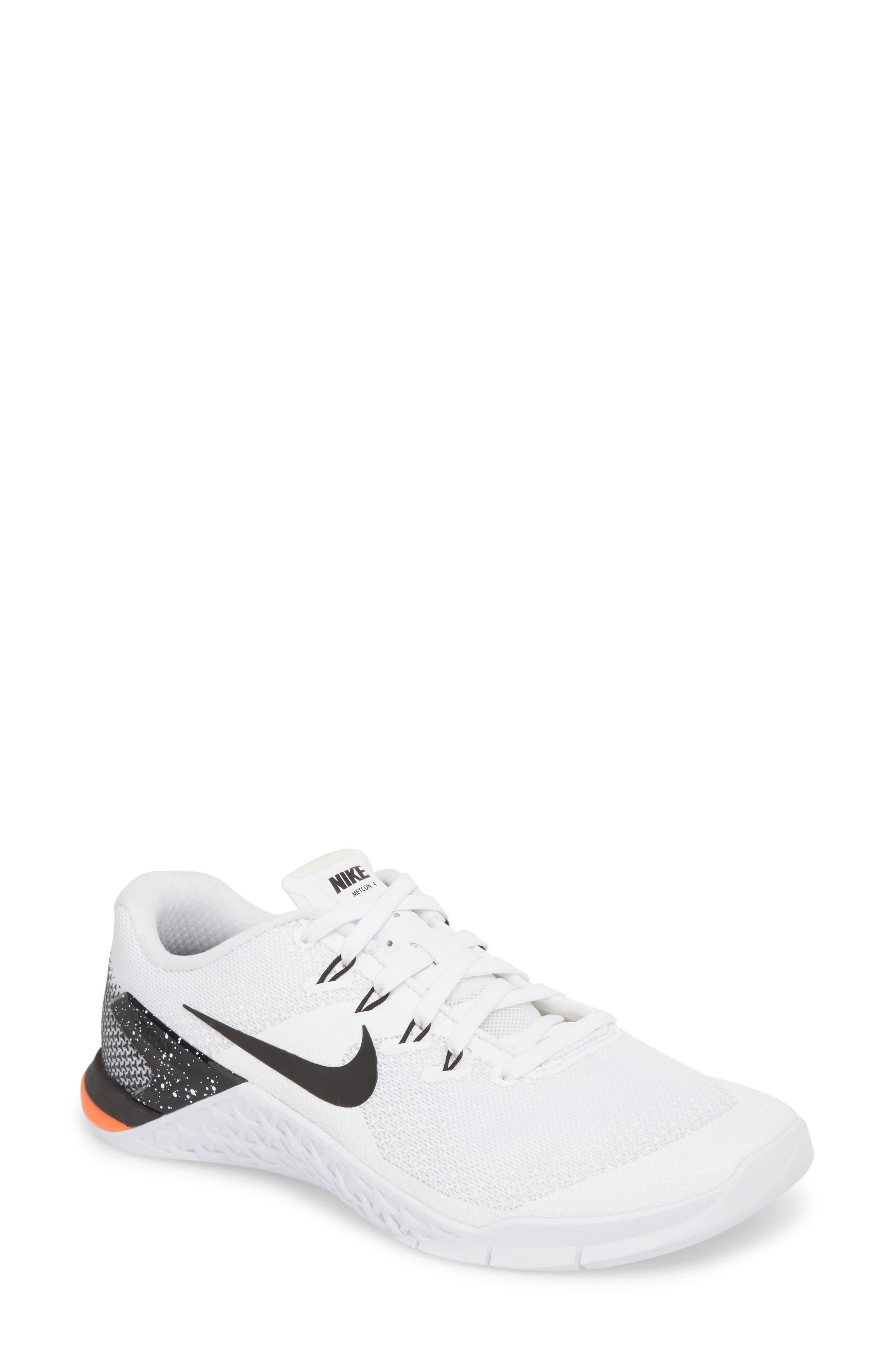 Alternate Image 1 Selected - Nike Metcon 4 Training Shoe (Women)