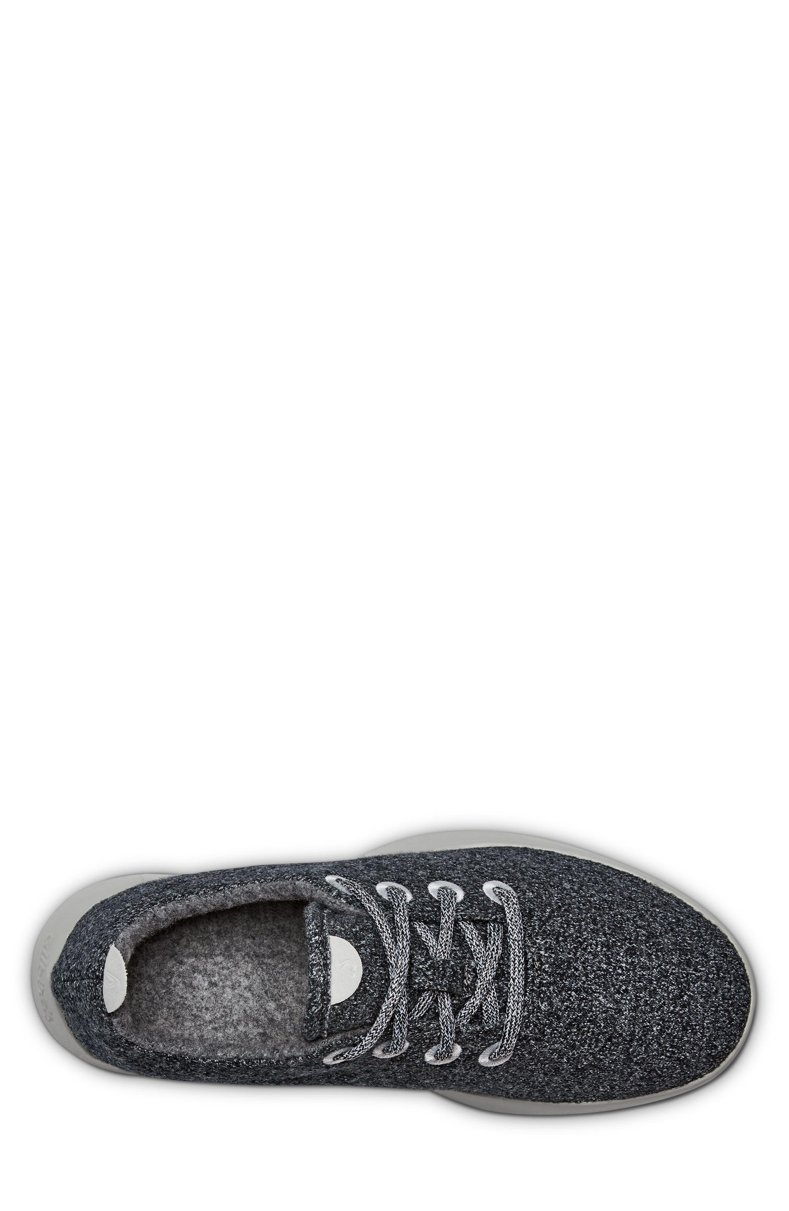 Wool Runner,                             Alternate thumbnail 4, color,                             Natural Grey