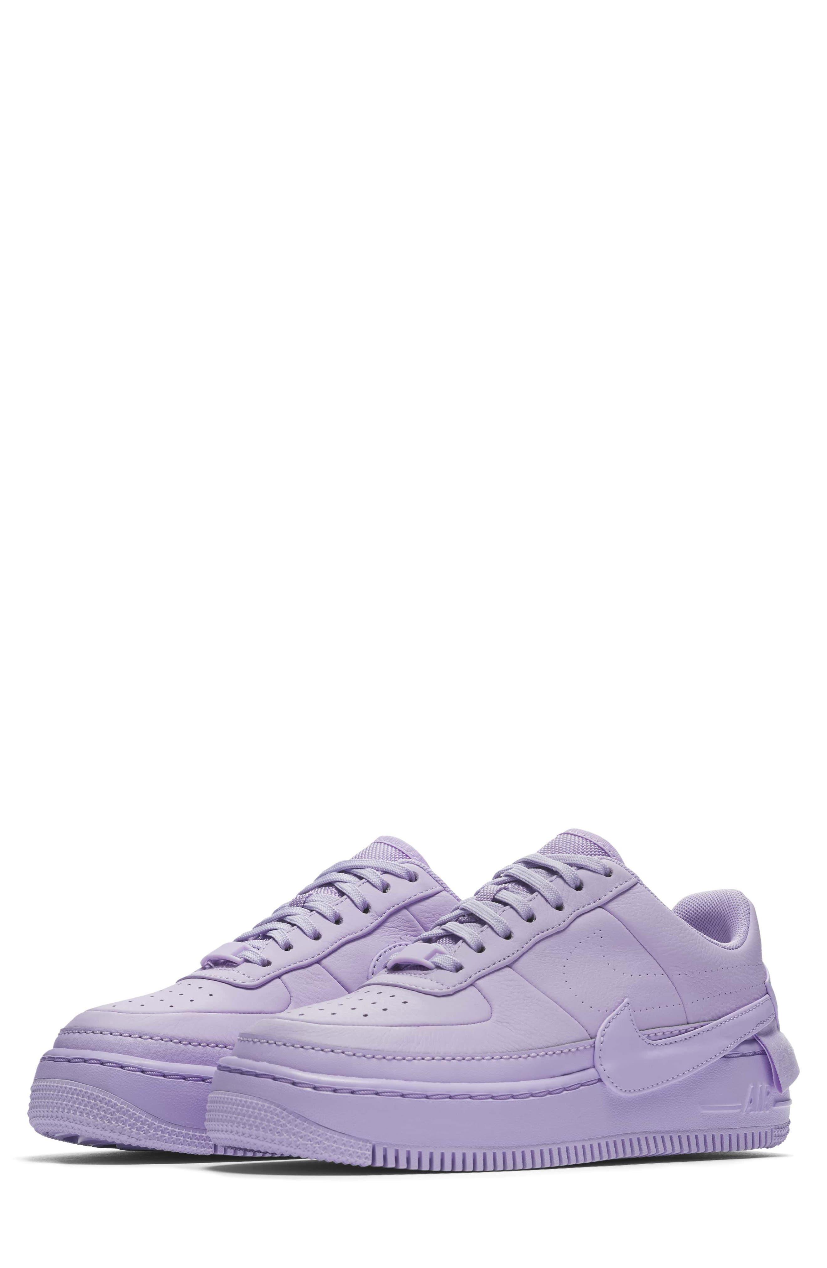 Air Force 1 Jester XX Sneaker,                             Main thumbnail 1, color,                             Violet Mist