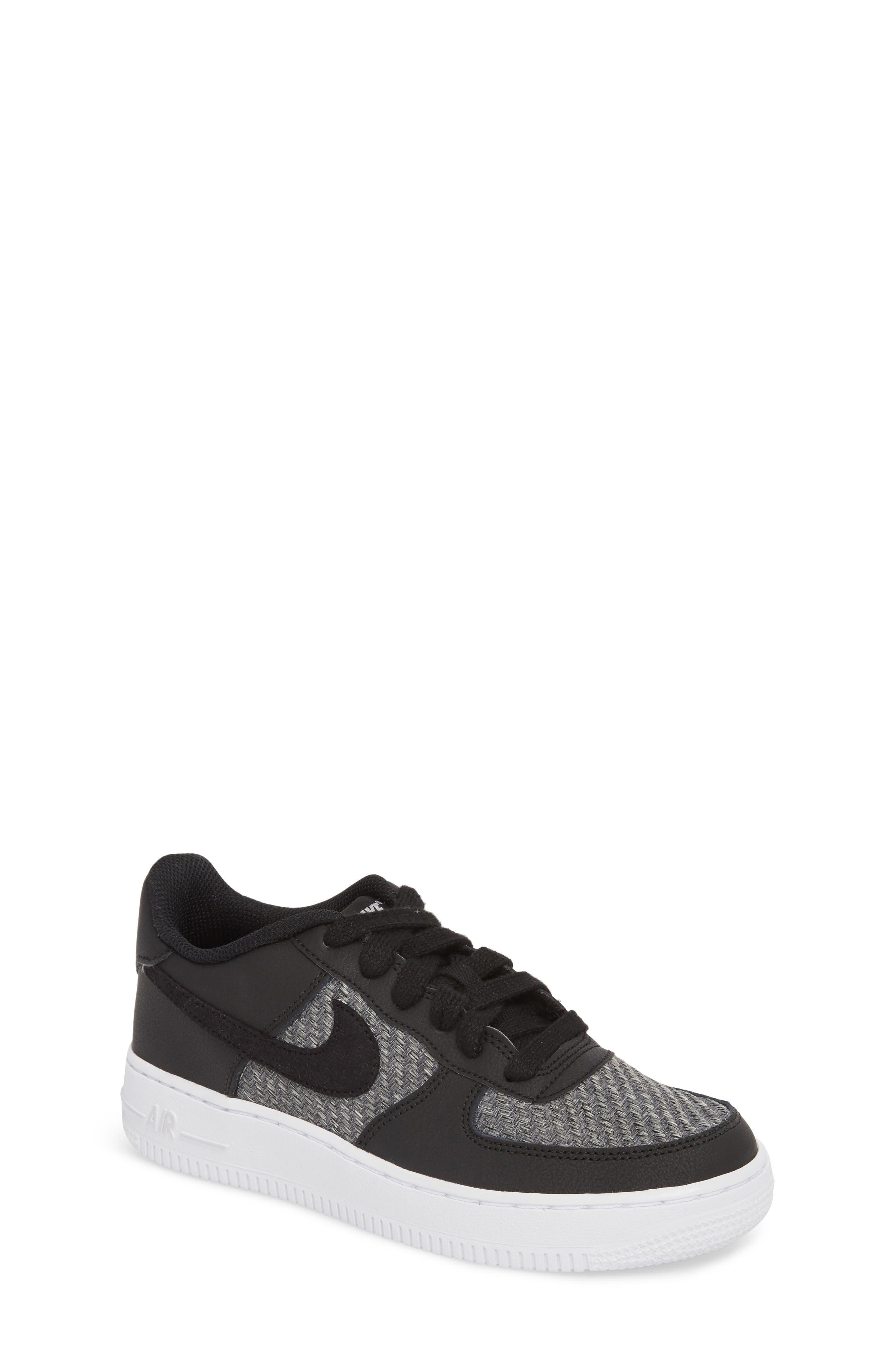 Nike Air Force 1 LV8 Sneaker (Big Kid)