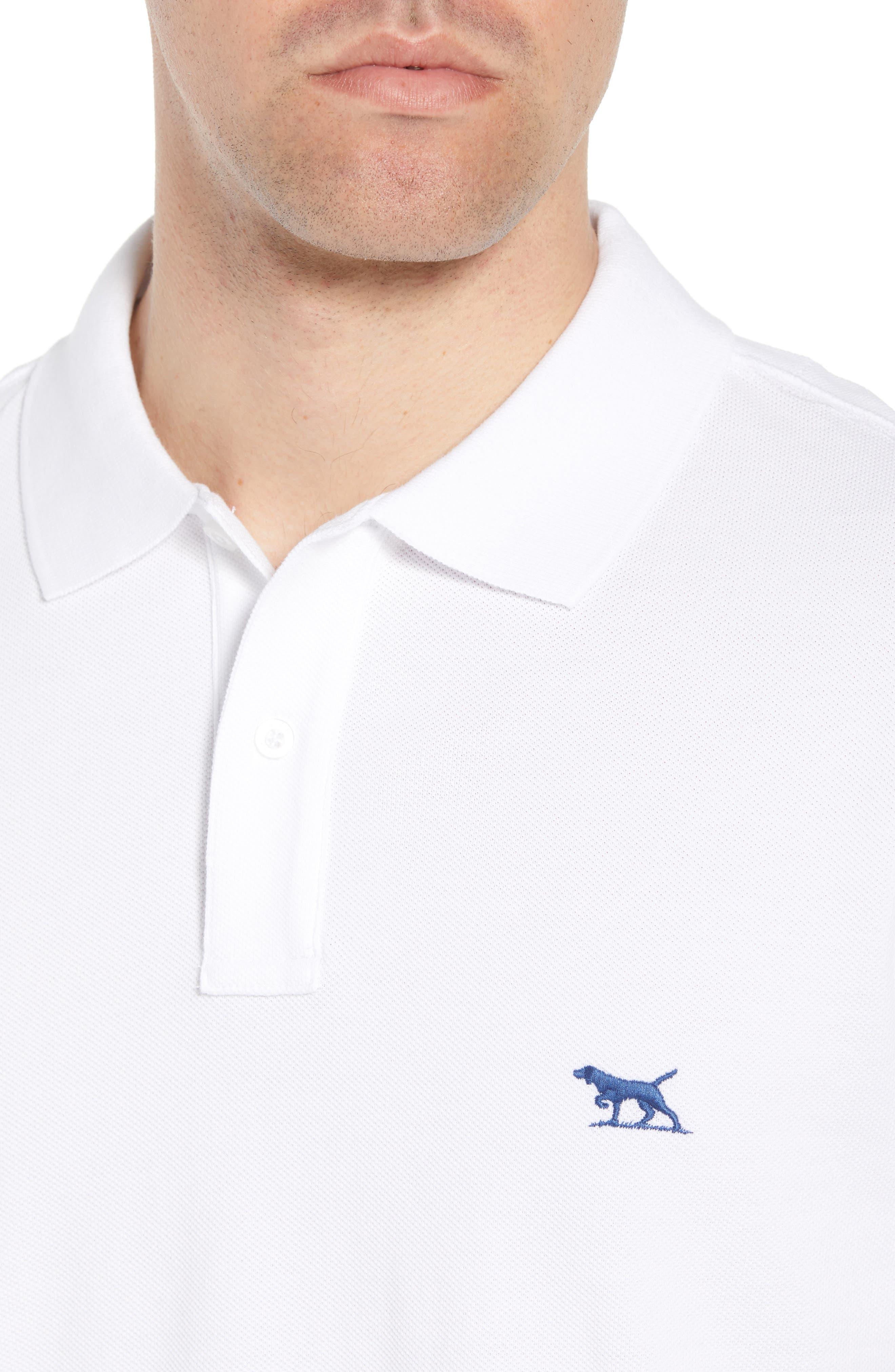 Alternate Image 4  - Rodd & Gunn 'The Gunn' Piqué Sports Fit Cotton Polo