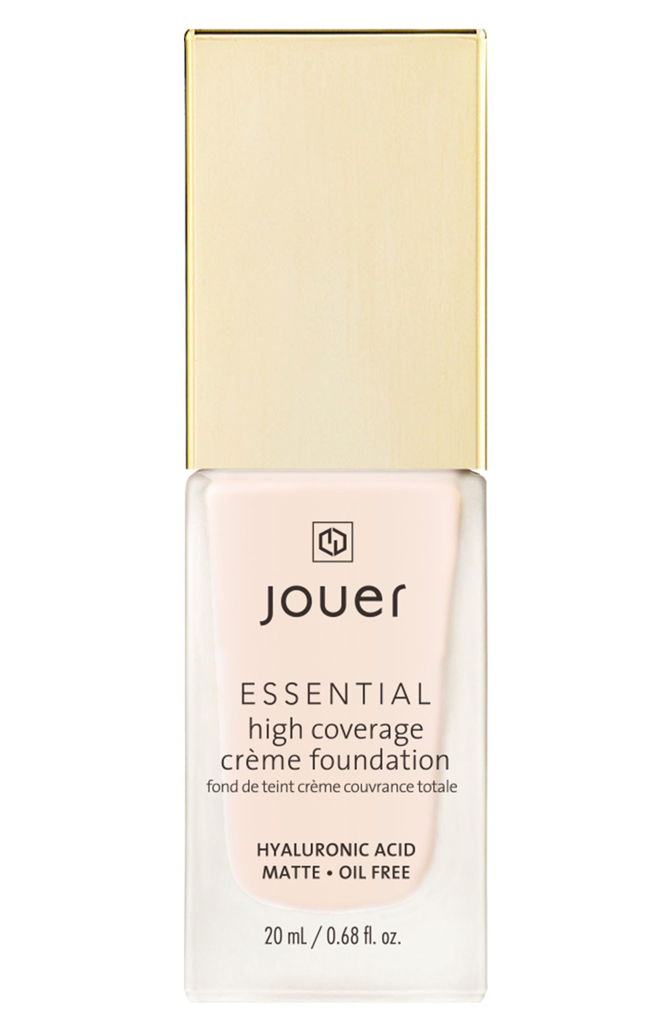 Jouer Essential High Coverage Crème Foundation