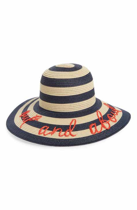 Women s Kate Spade New York Floppy Hats  e89b61be557