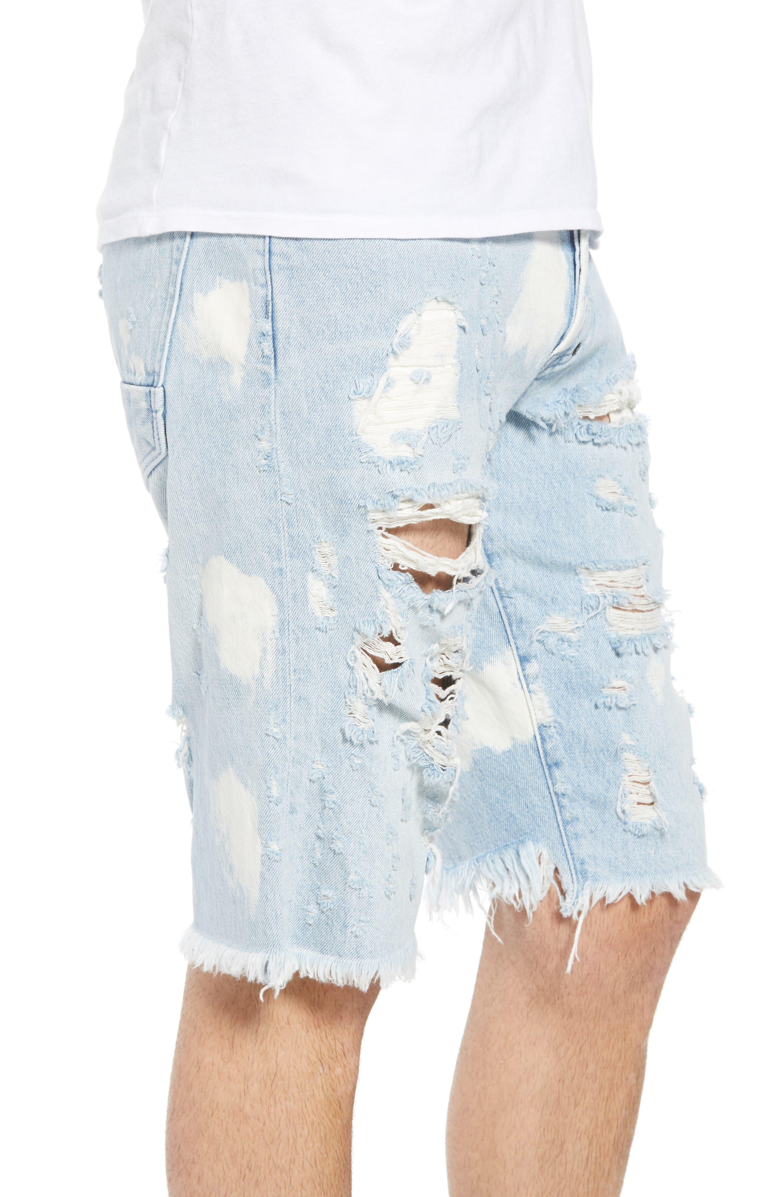 Alternate Image 3  - PRPS Challenger Regular Fit Shorts (Ultra)