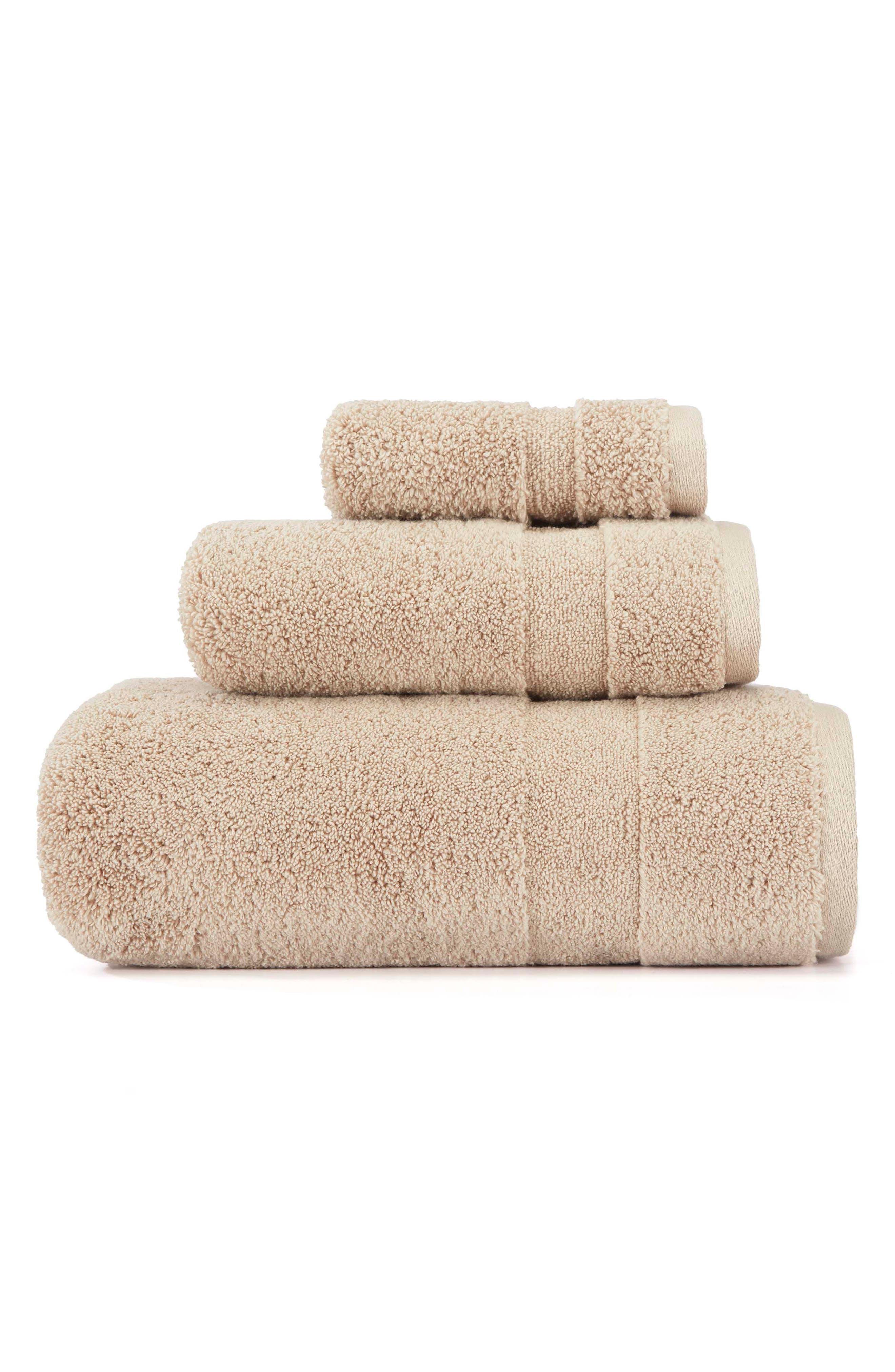 ED Ellen DeGeneres Kindness Bath Towel, Hand Towel & Washcloth Set