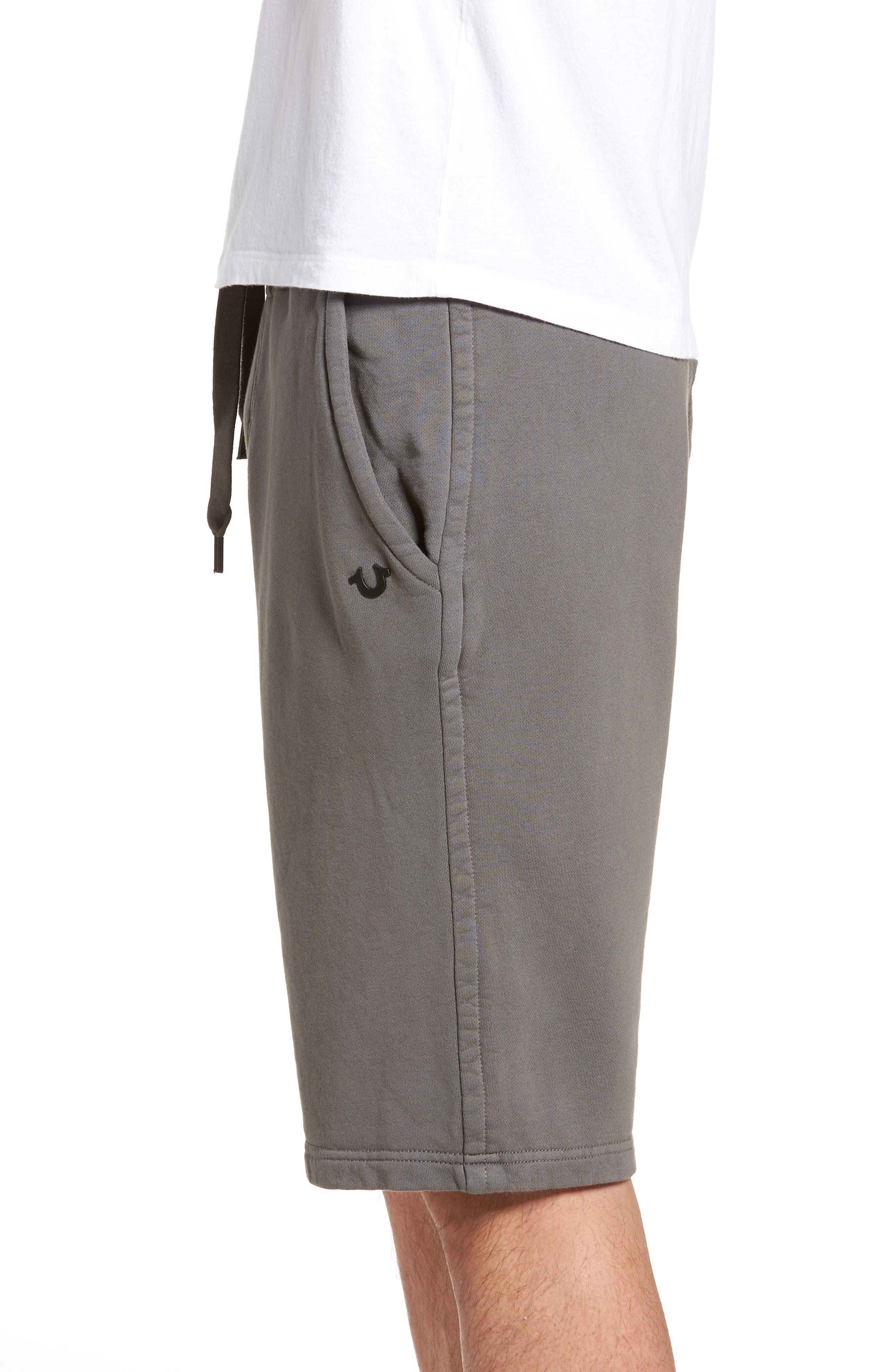 Core Shorts,                             Alternate thumbnail 3, color,                             Charcoal