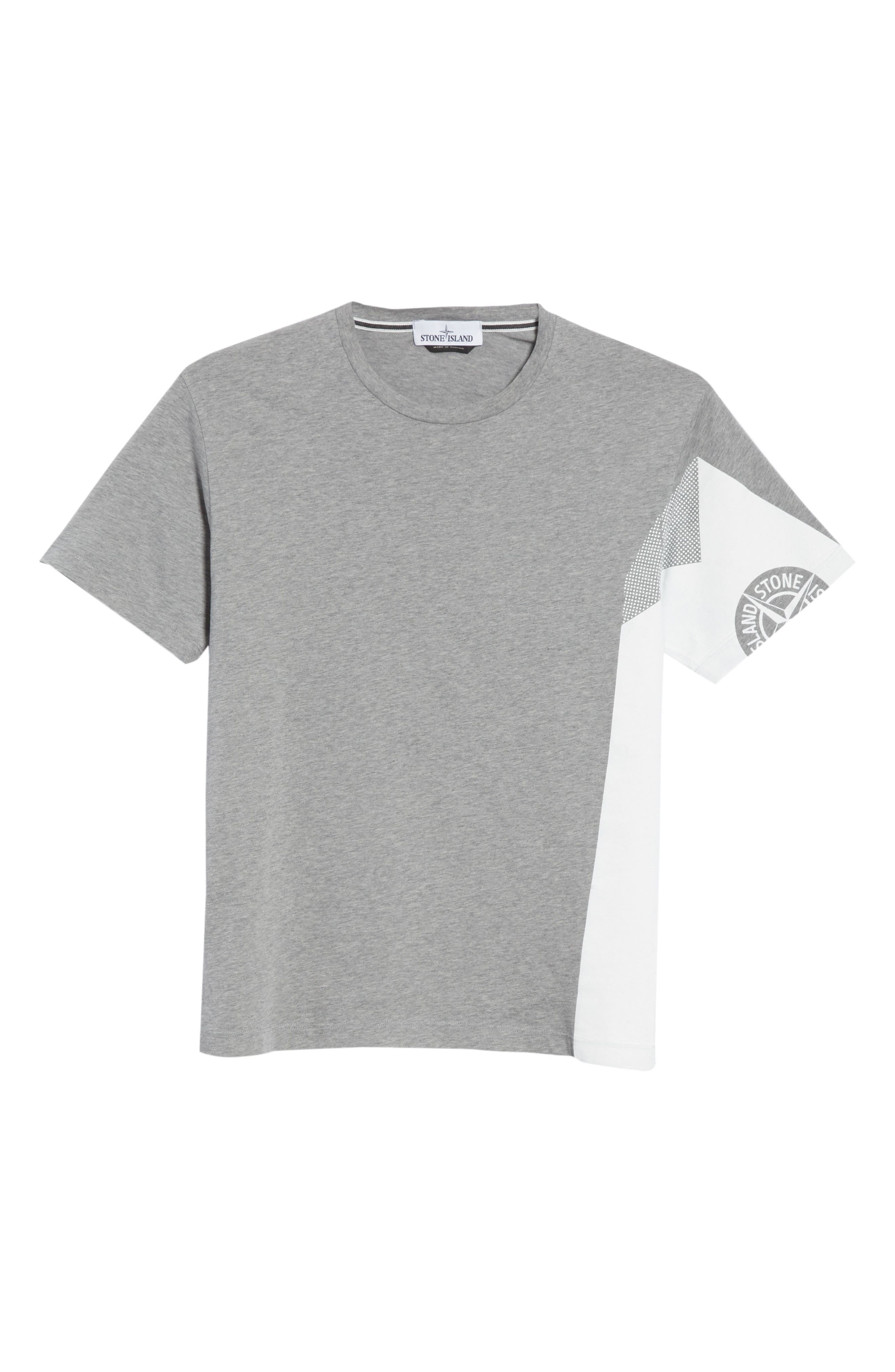 Graphic T-Shirt,                             Alternate thumbnail 6, color,                             Grey