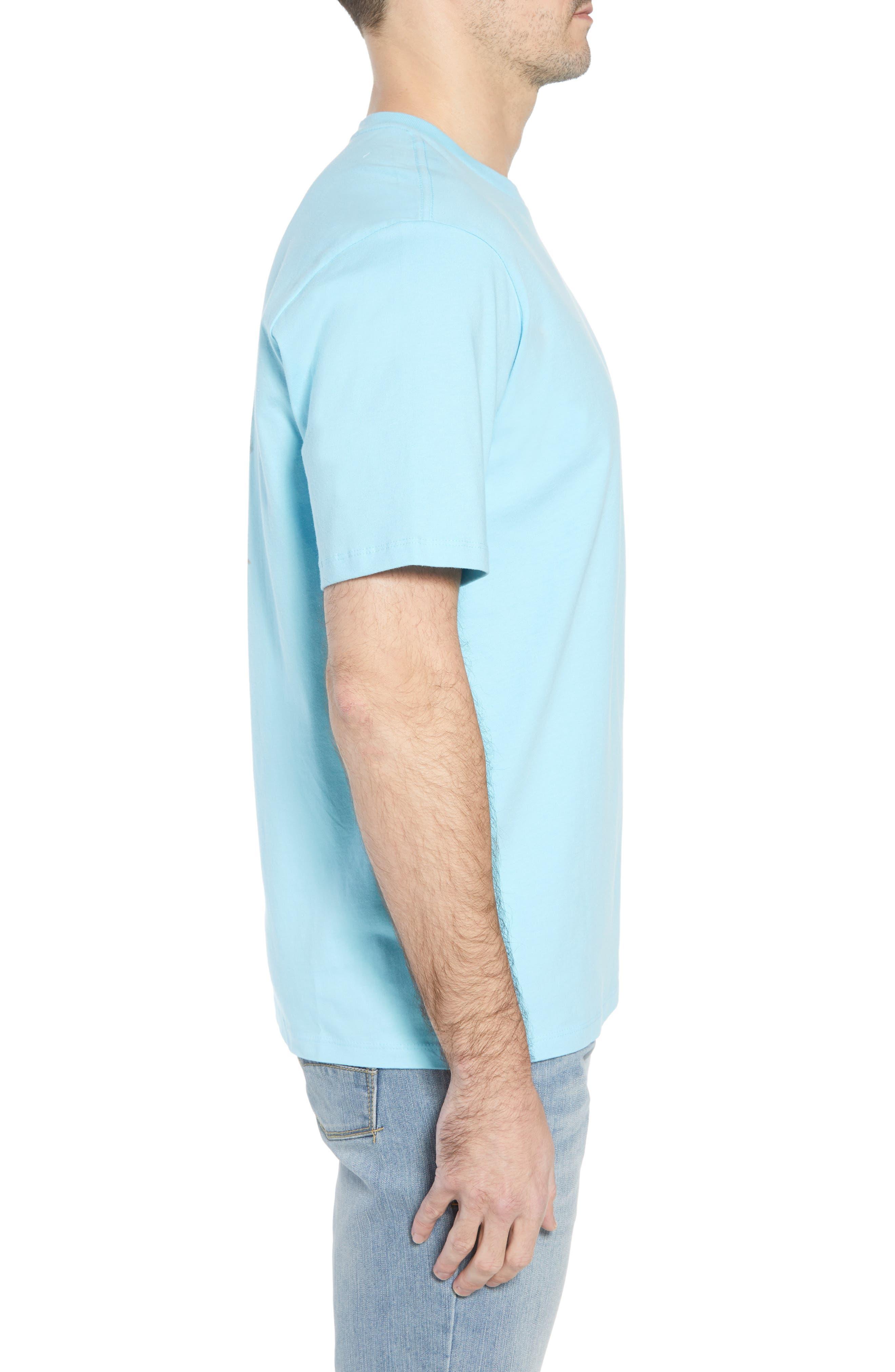 Pail-Eo Diet T-Shirt,                             Alternate thumbnail 3, color,                             Bowtie Blue