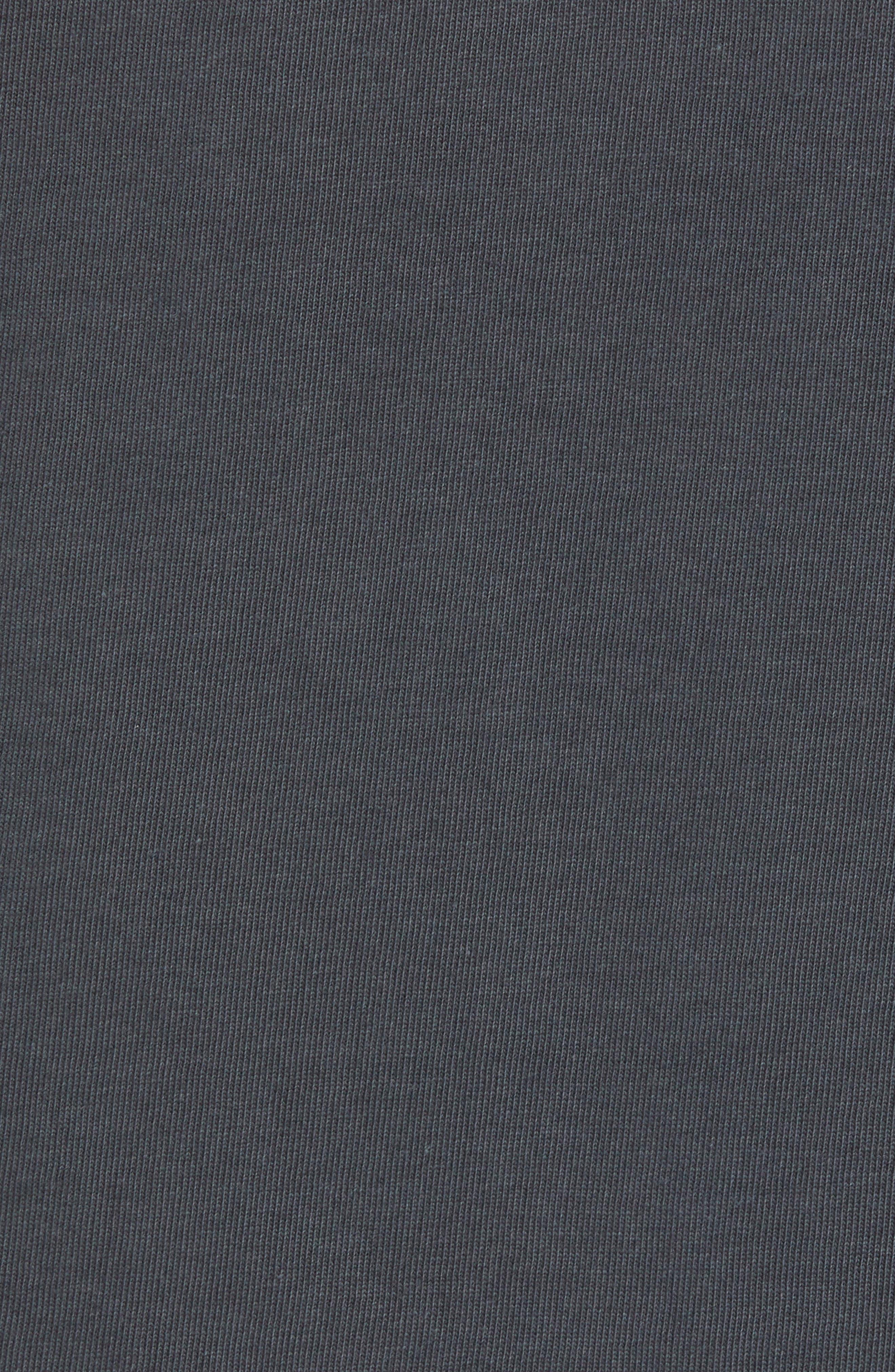 Grill of a Lifetime T-Shirt,                             Alternate thumbnail 5, color,                             Coal