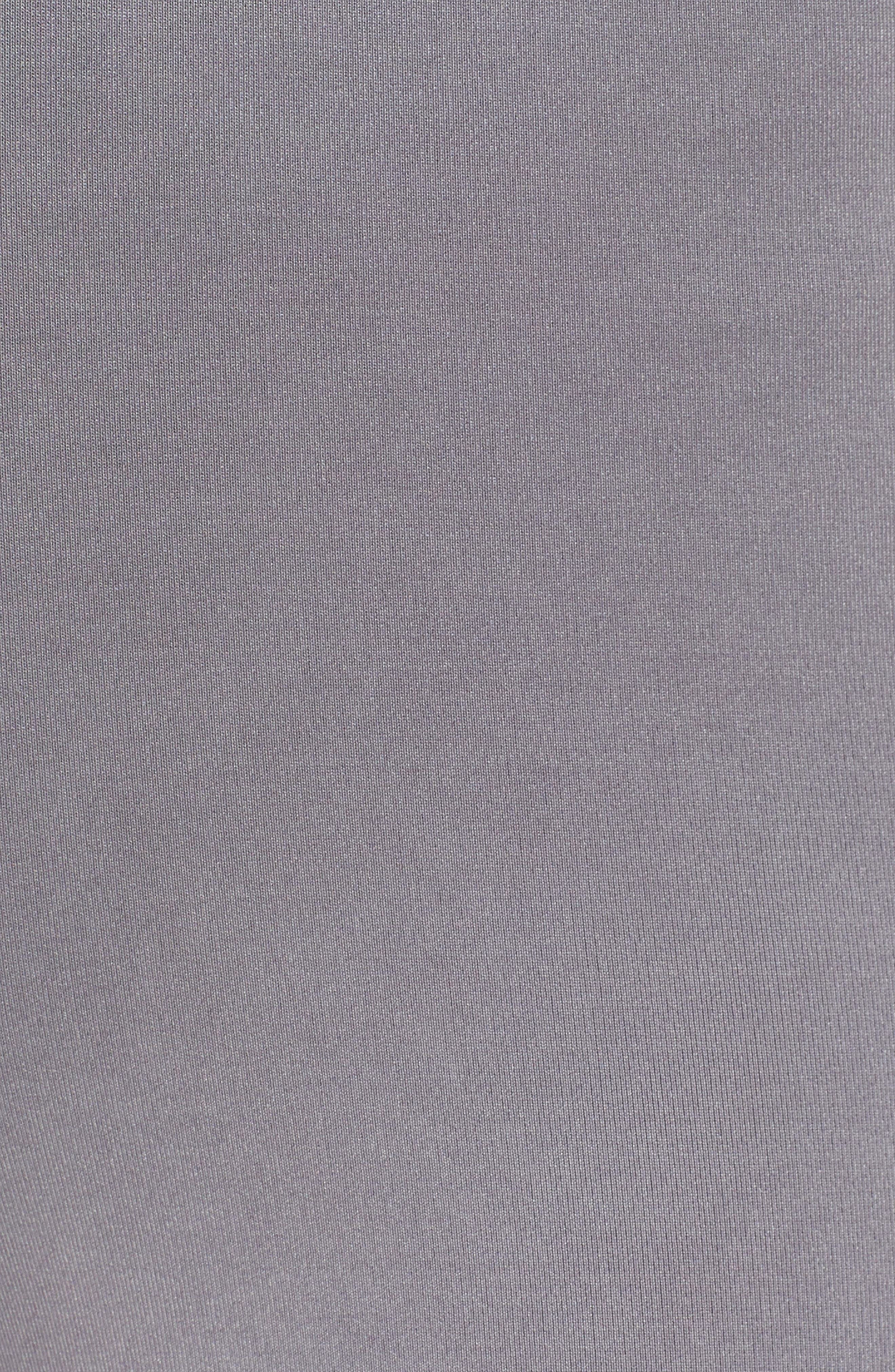 Pro Vintage Shorts,                             Alternate thumbnail 6, color,                             Dark Grey/ White