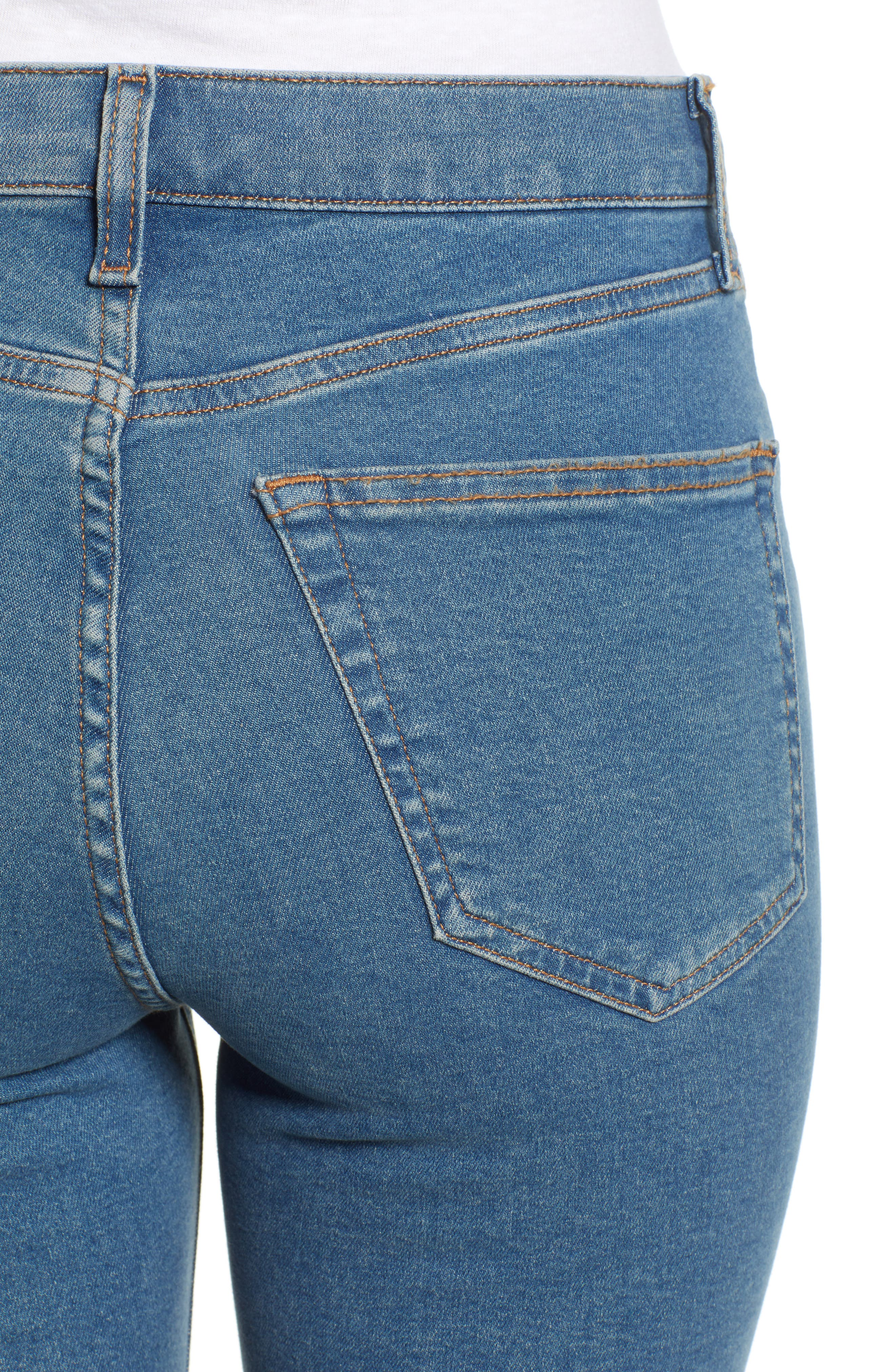 Jamie Jeans,                             Alternate thumbnail 4, color,                             Blue Green