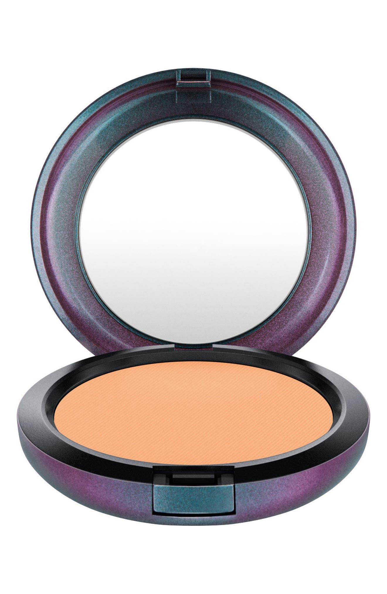 MAC Mirage Noir Bronzing Powder,                             Alternate thumbnail 2, color,                             Baiana Bronze