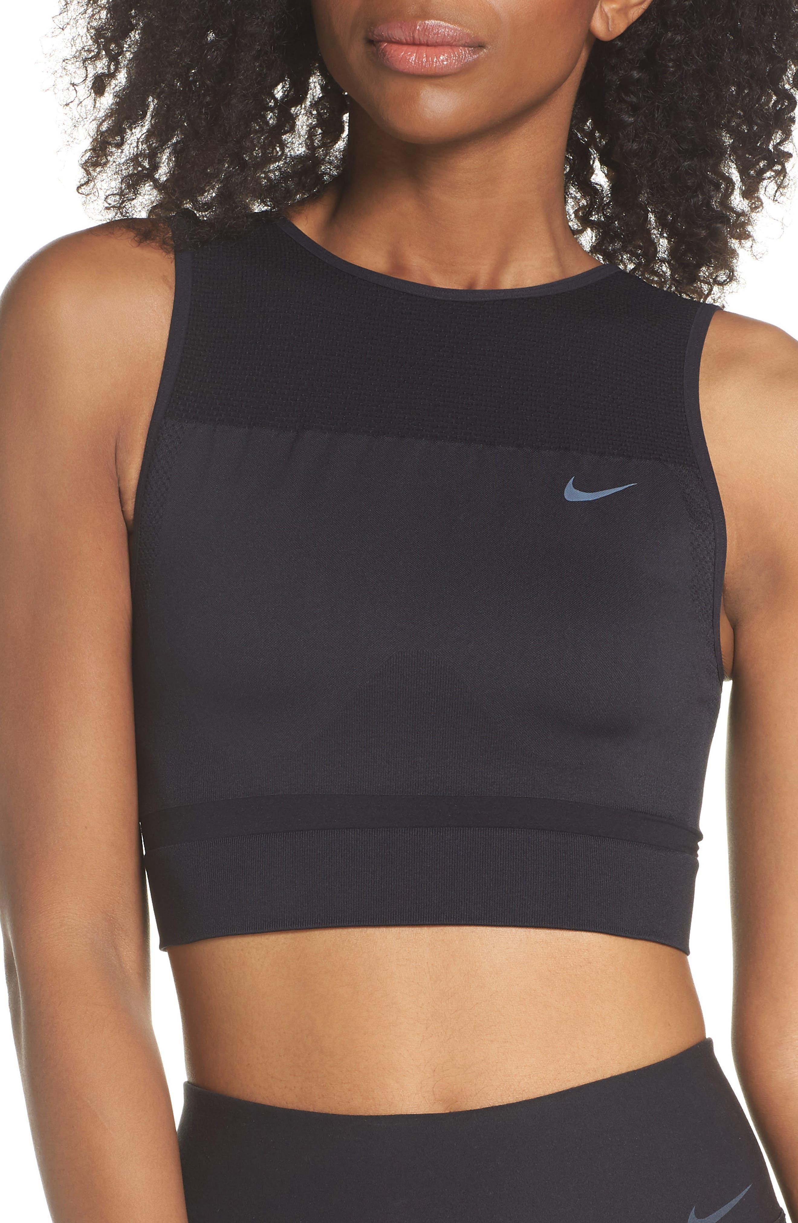 Nike Dry U-Back Crop Training Tank