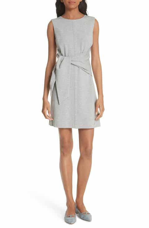 Ted Baker London Evalina Tie Front Dress
