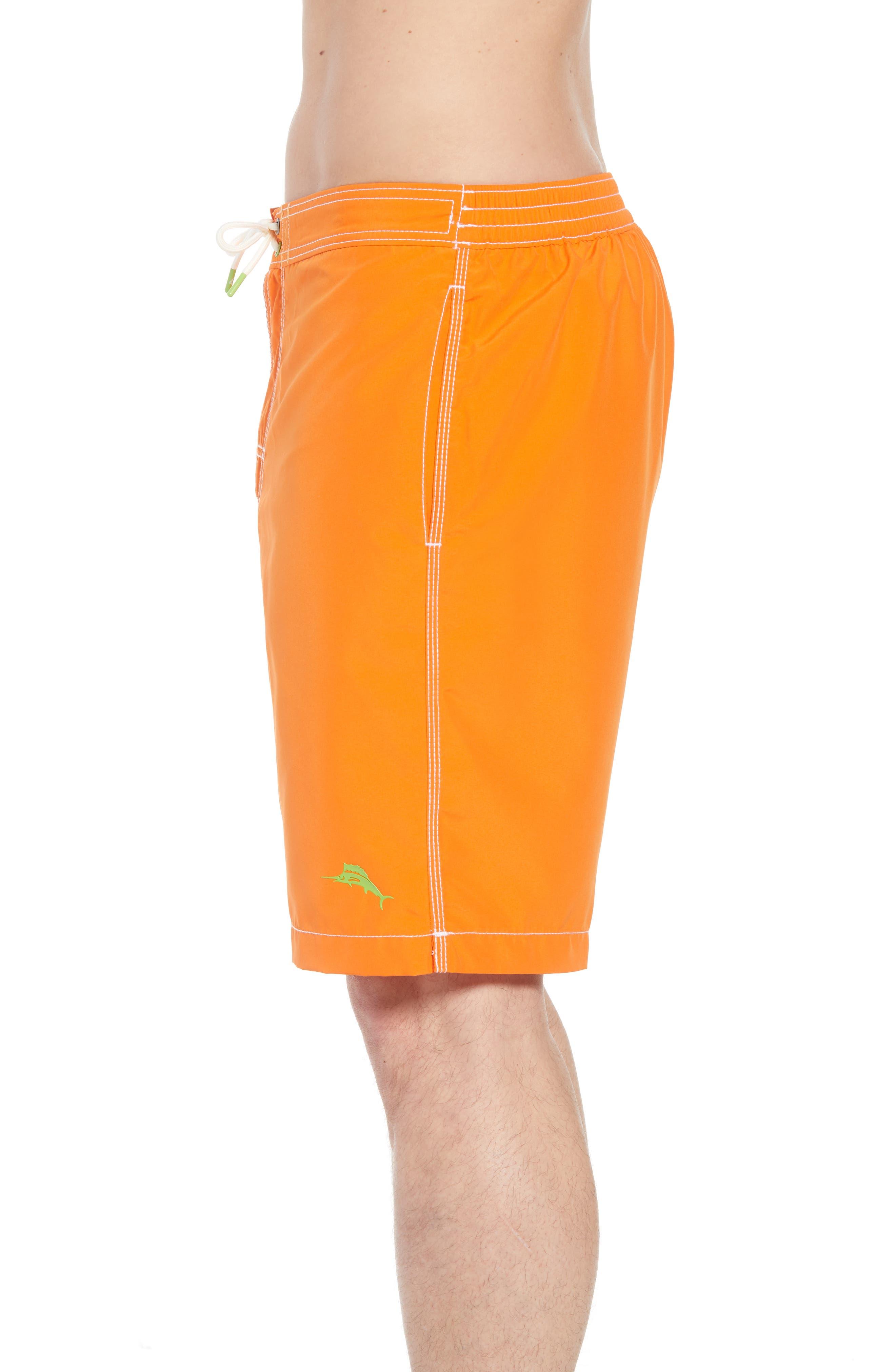 Baja Beach Board Shorts,                             Alternate thumbnail 3, color,                             Curuba