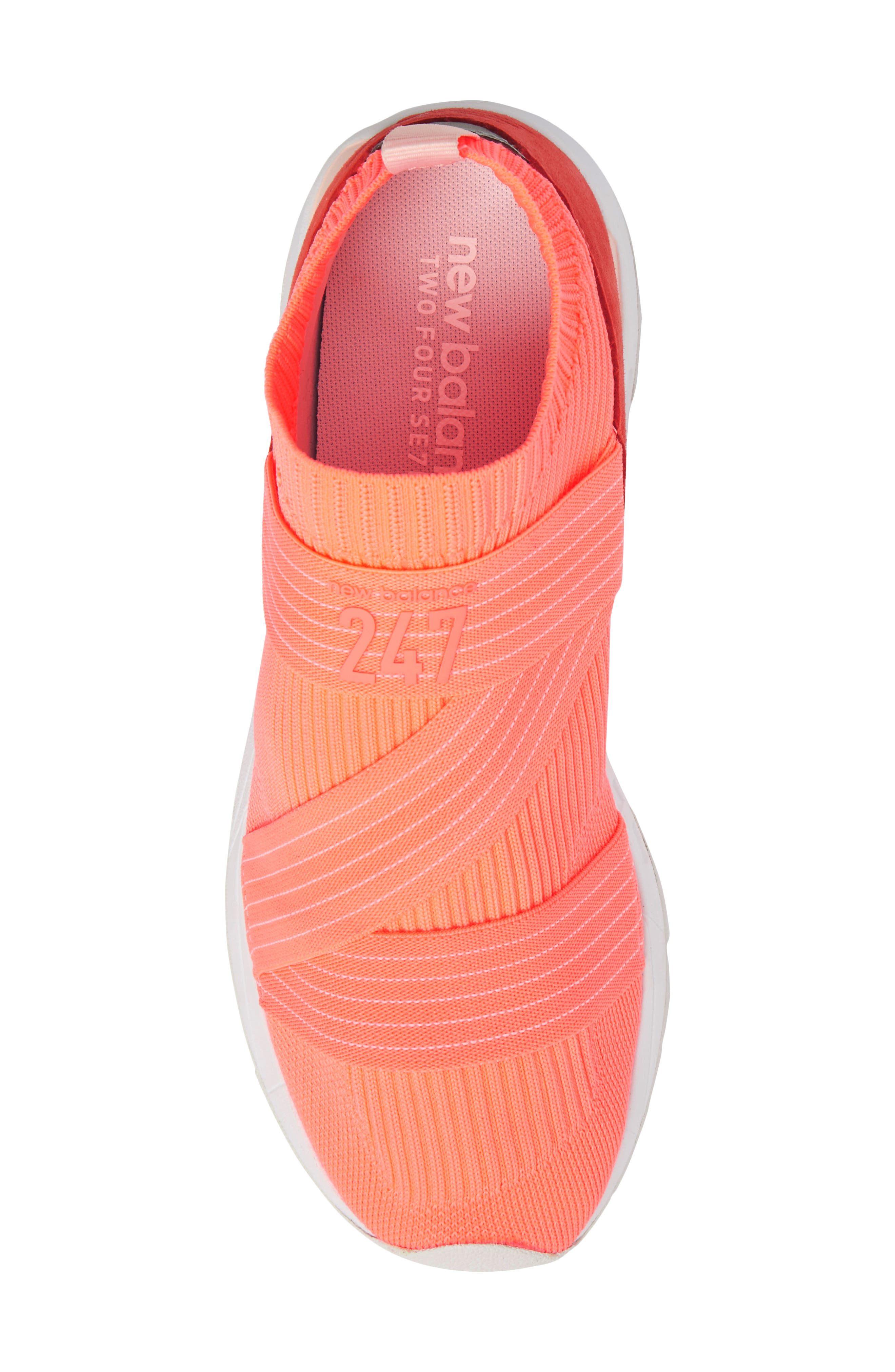 247 Knit Sneaker,                             Alternate thumbnail 5, color,                             Fiji
