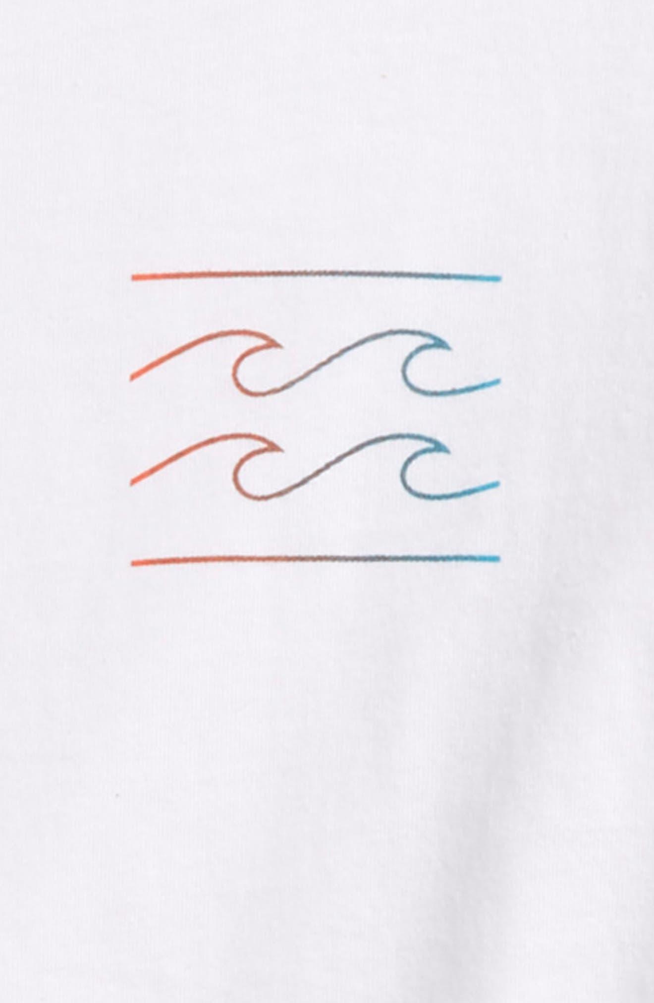 Unity T-Shirt,                             Alternate thumbnail 2, color,                             White