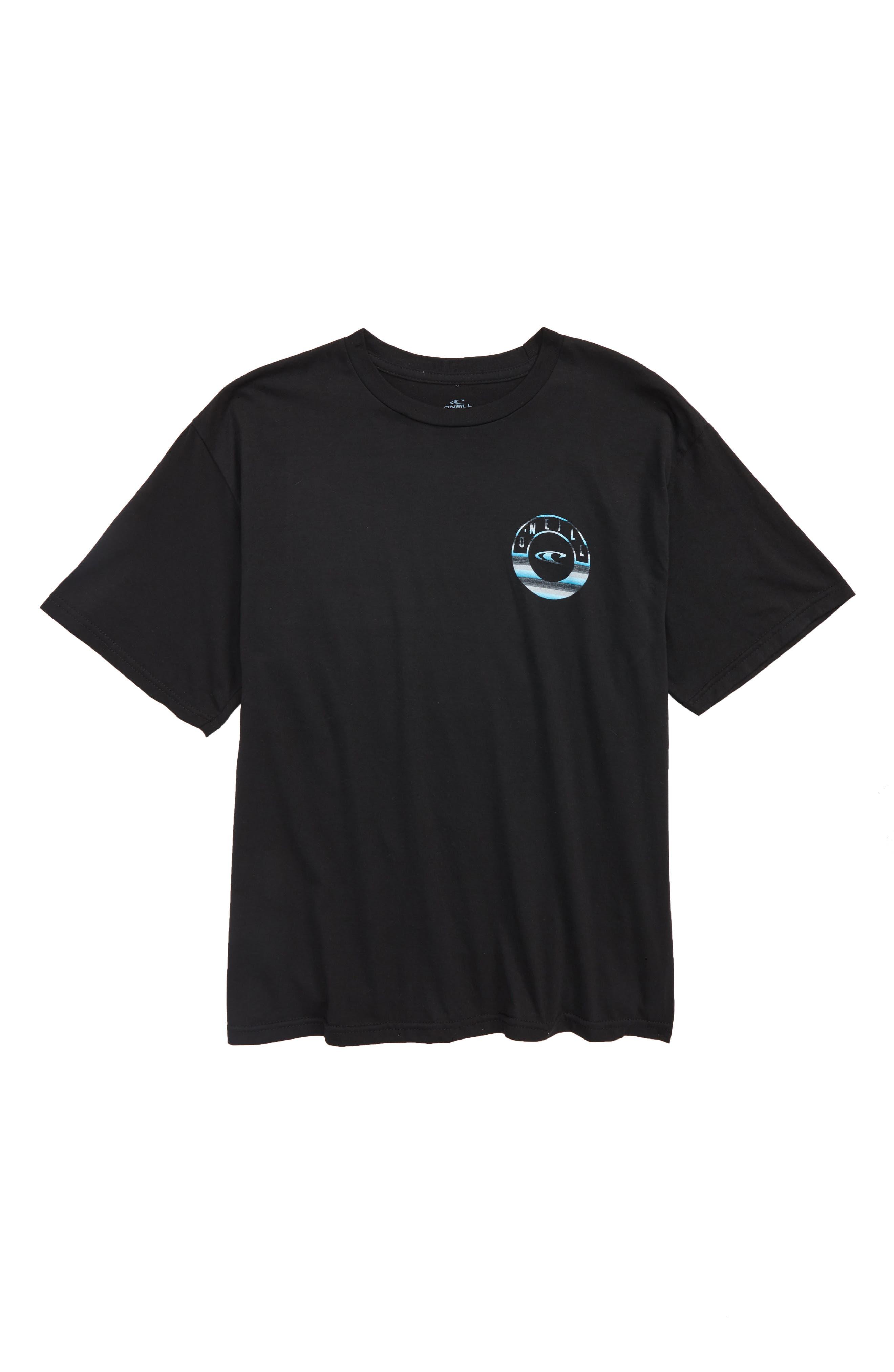 Alternate Image 1 Selected - O'Neill Fillmore Graphic T-Shirt (Big Boys)
