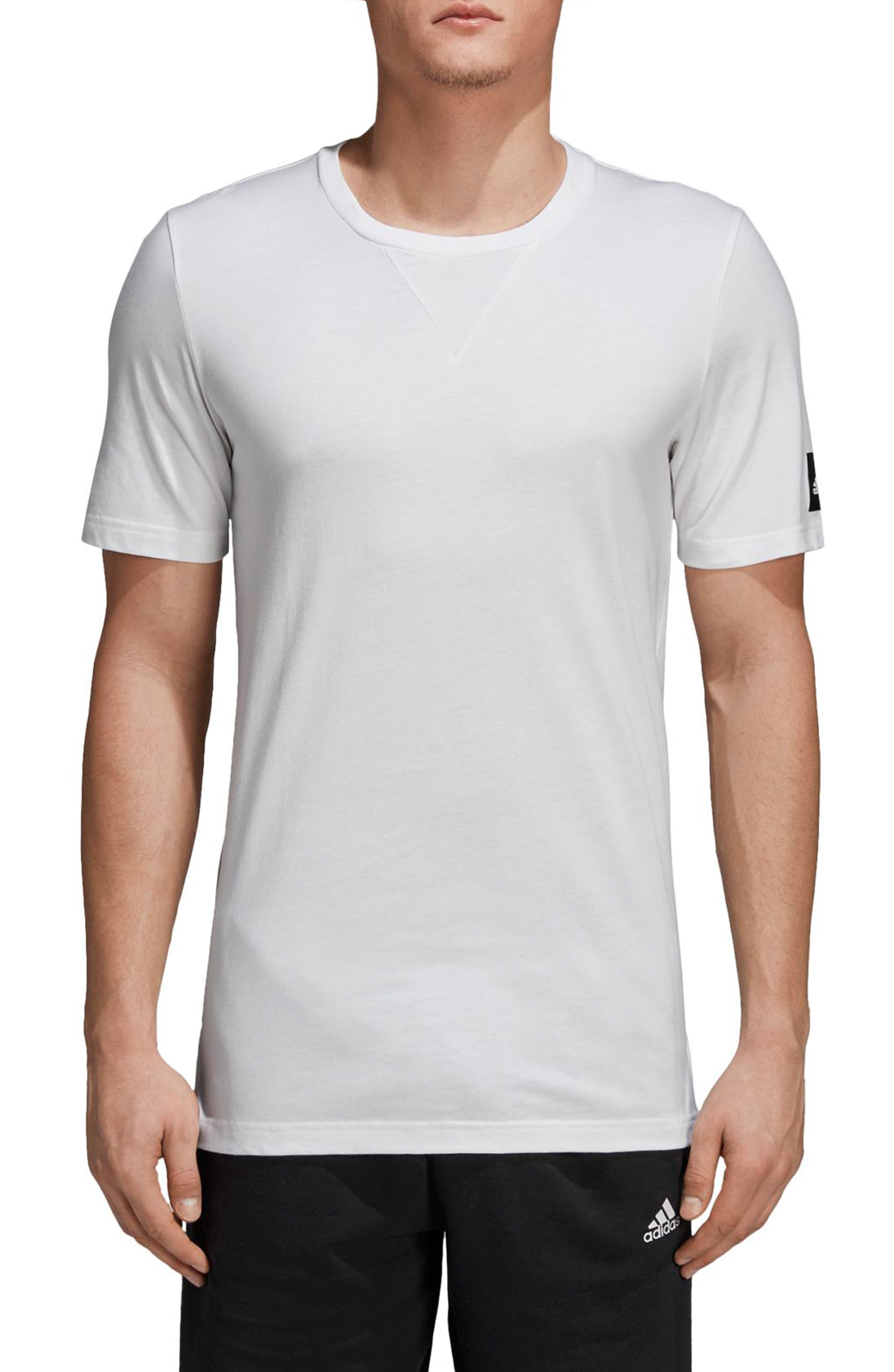 Regular Fit ID T-Shirt,                         Main,                         color, White