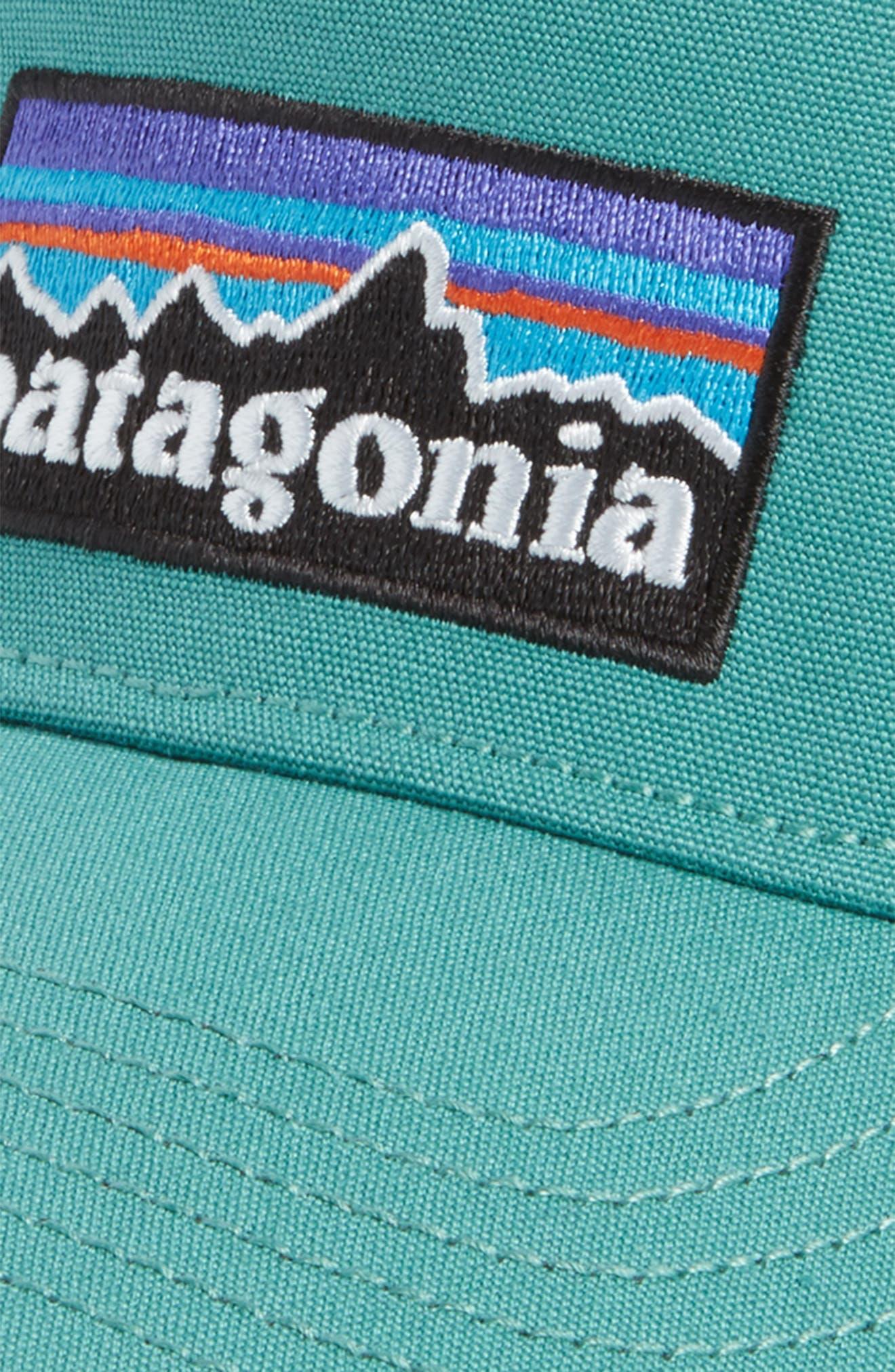 Alternate Image 3  - Patagonia P-6 Logo Visor