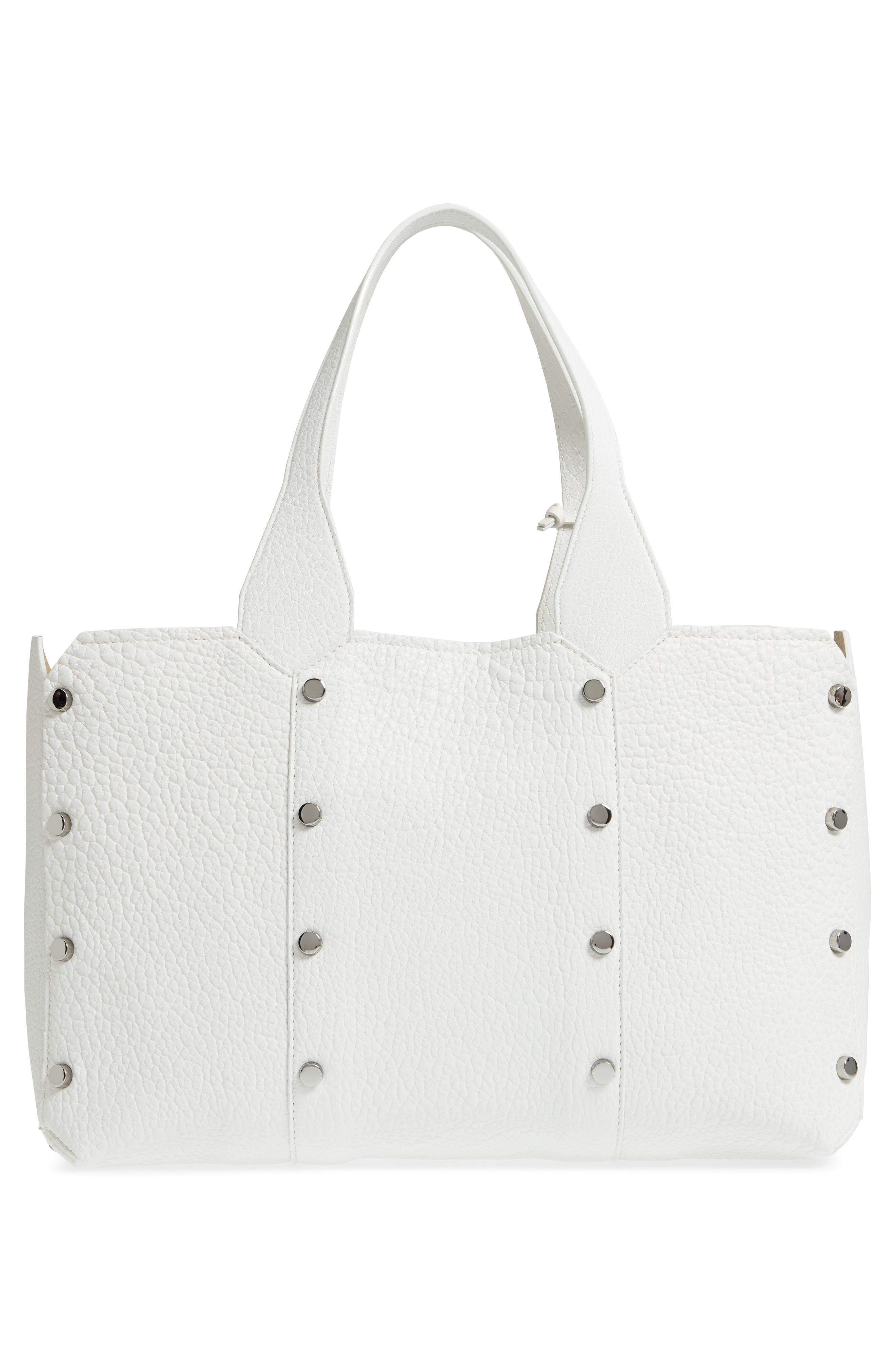 Alternate Image 3  - Jimmy Choo Lockett Leather Shopper