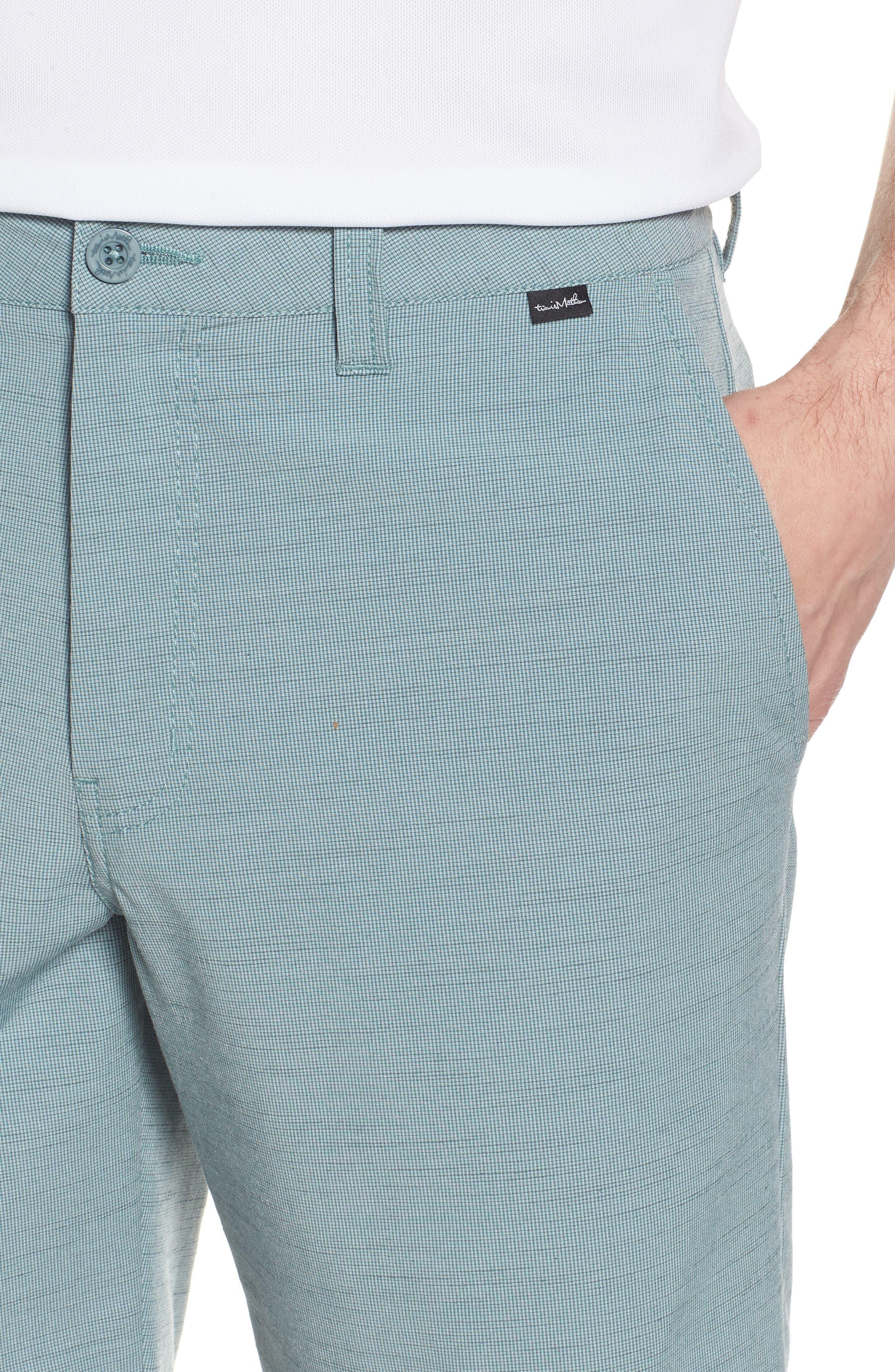 Tulum Stretch Shorts,                             Alternate thumbnail 4, color,                             Canton