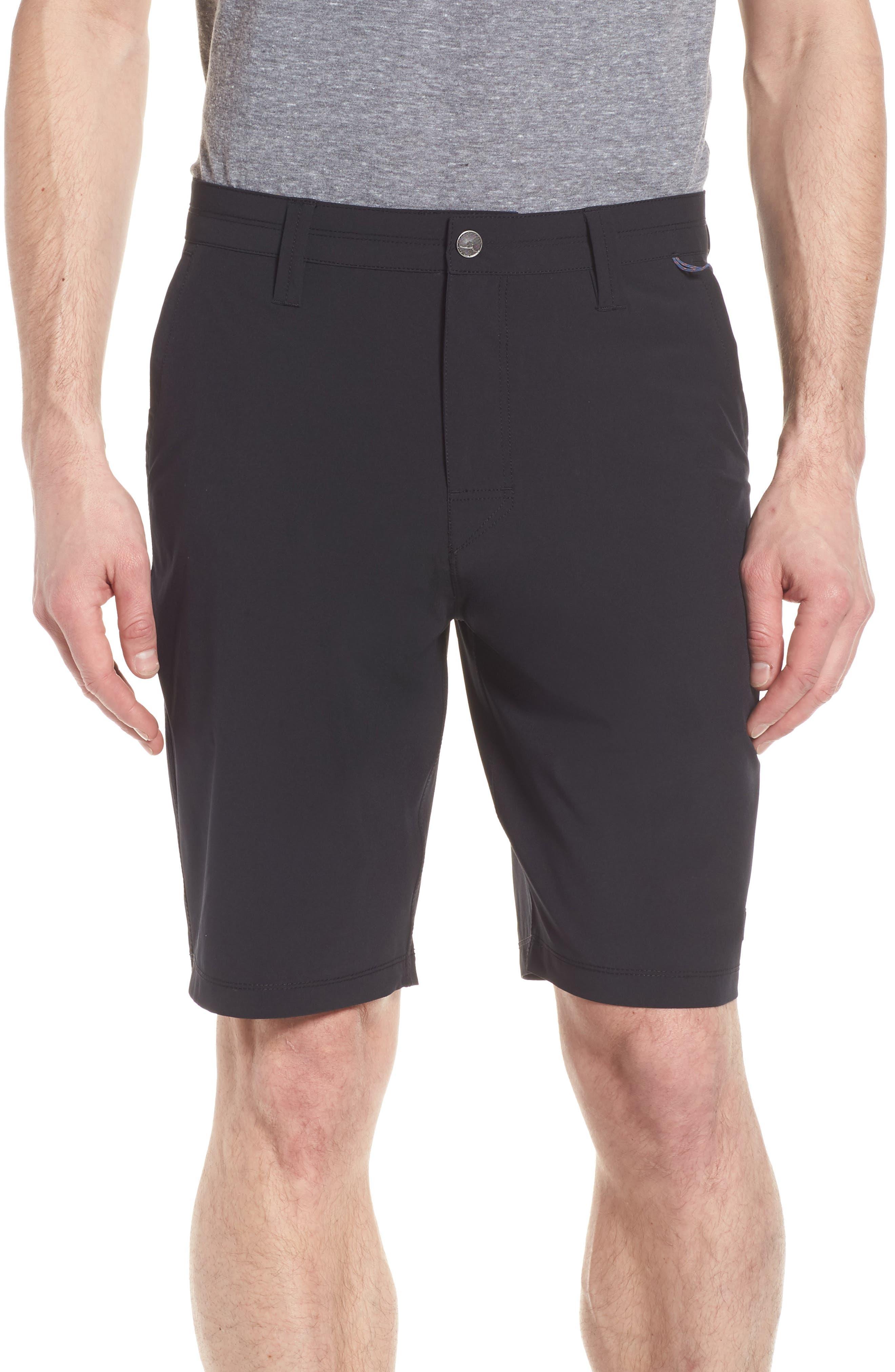 Coast Hybrid Shorts,                             Main thumbnail 1, color,                             Charcoal