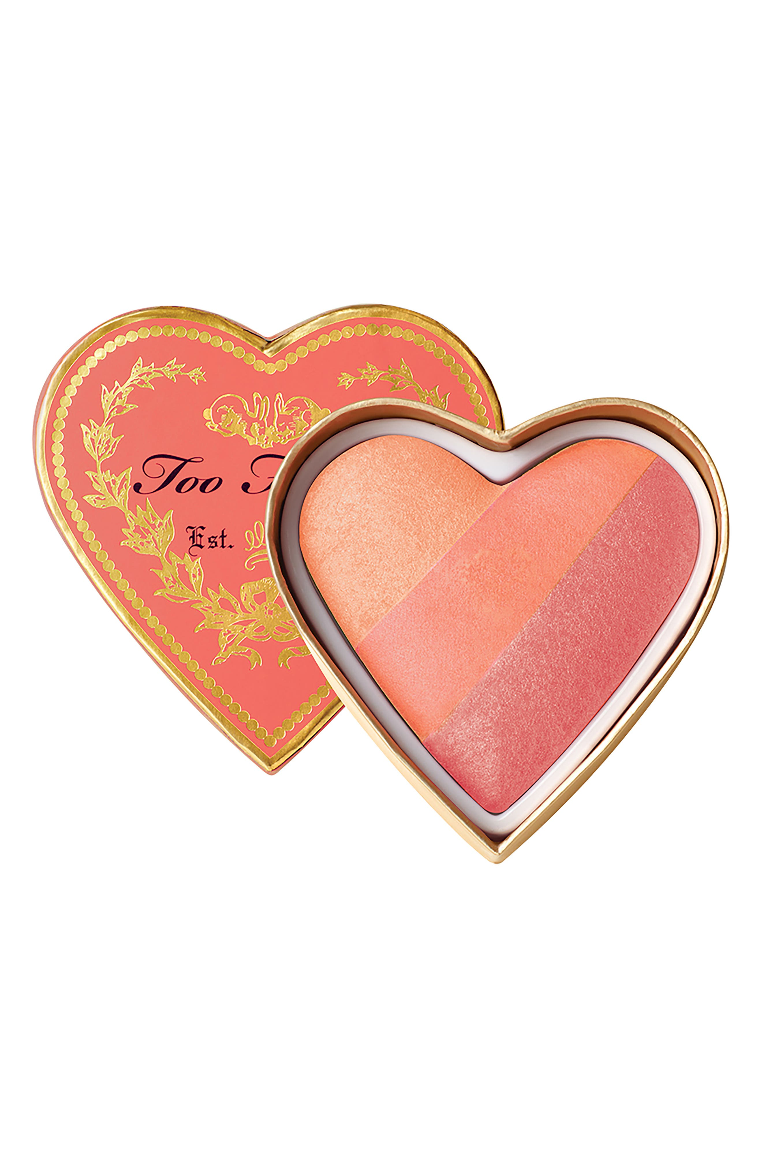 Sweethearts Perfect Flush Blush,                             Main thumbnail 1, color,                             Sparkling Bellini