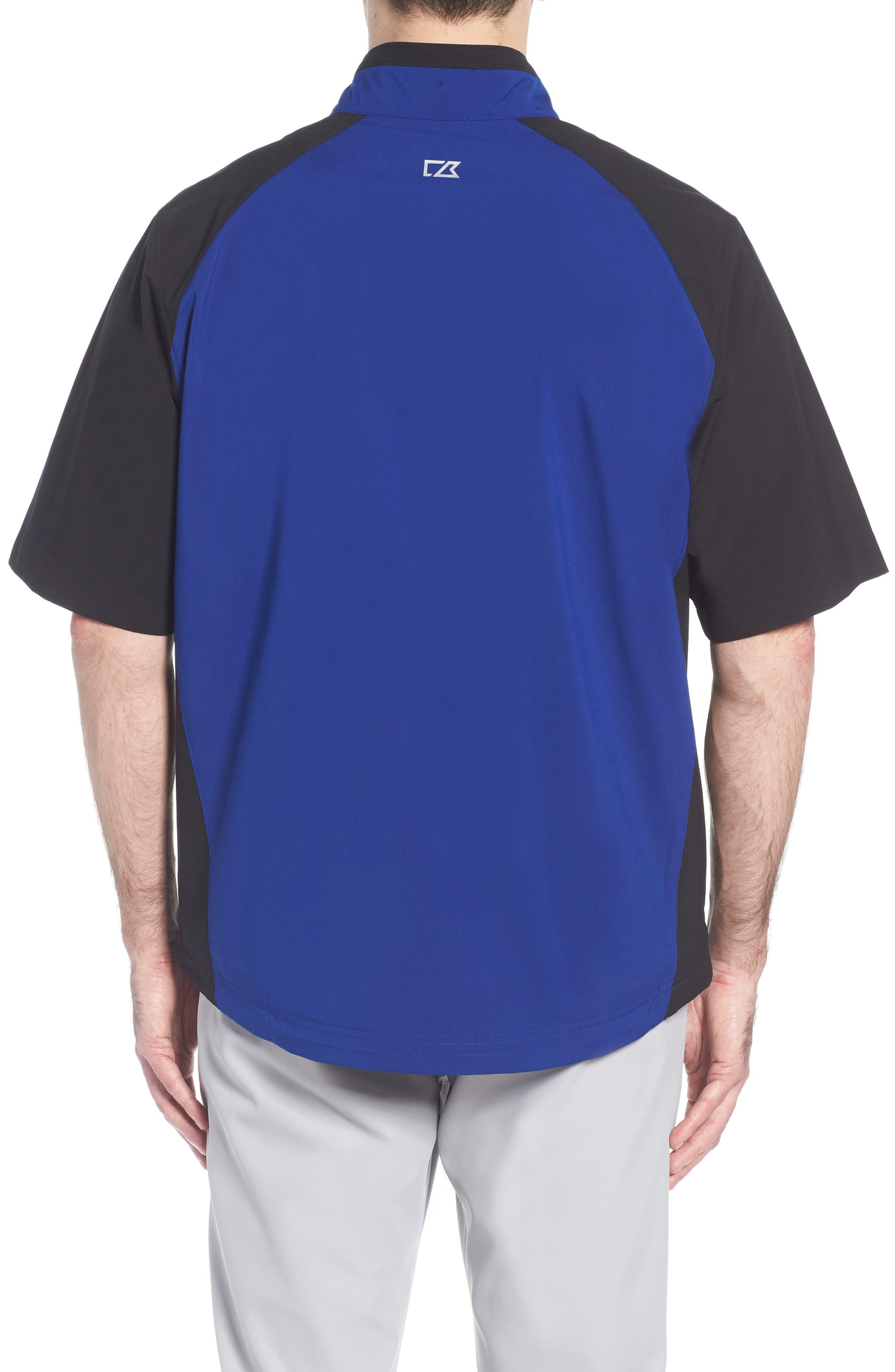Alternate Image 2  - Cutter & Buck 'WeatherTec Summit' Short Sleeve Shirt