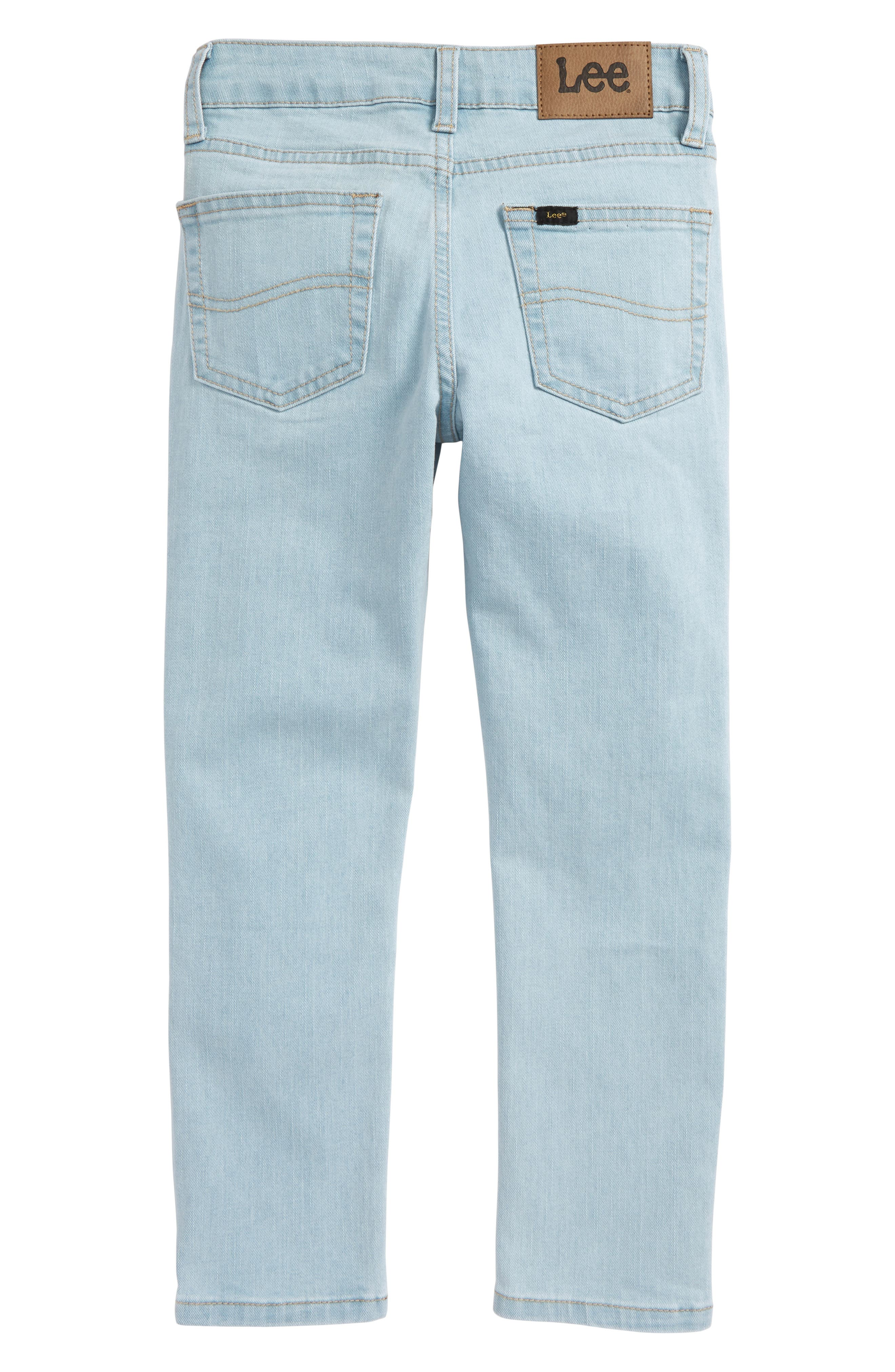 Skinny Fit Jeans,                             Alternate thumbnail 2, color,                             Waterfall
