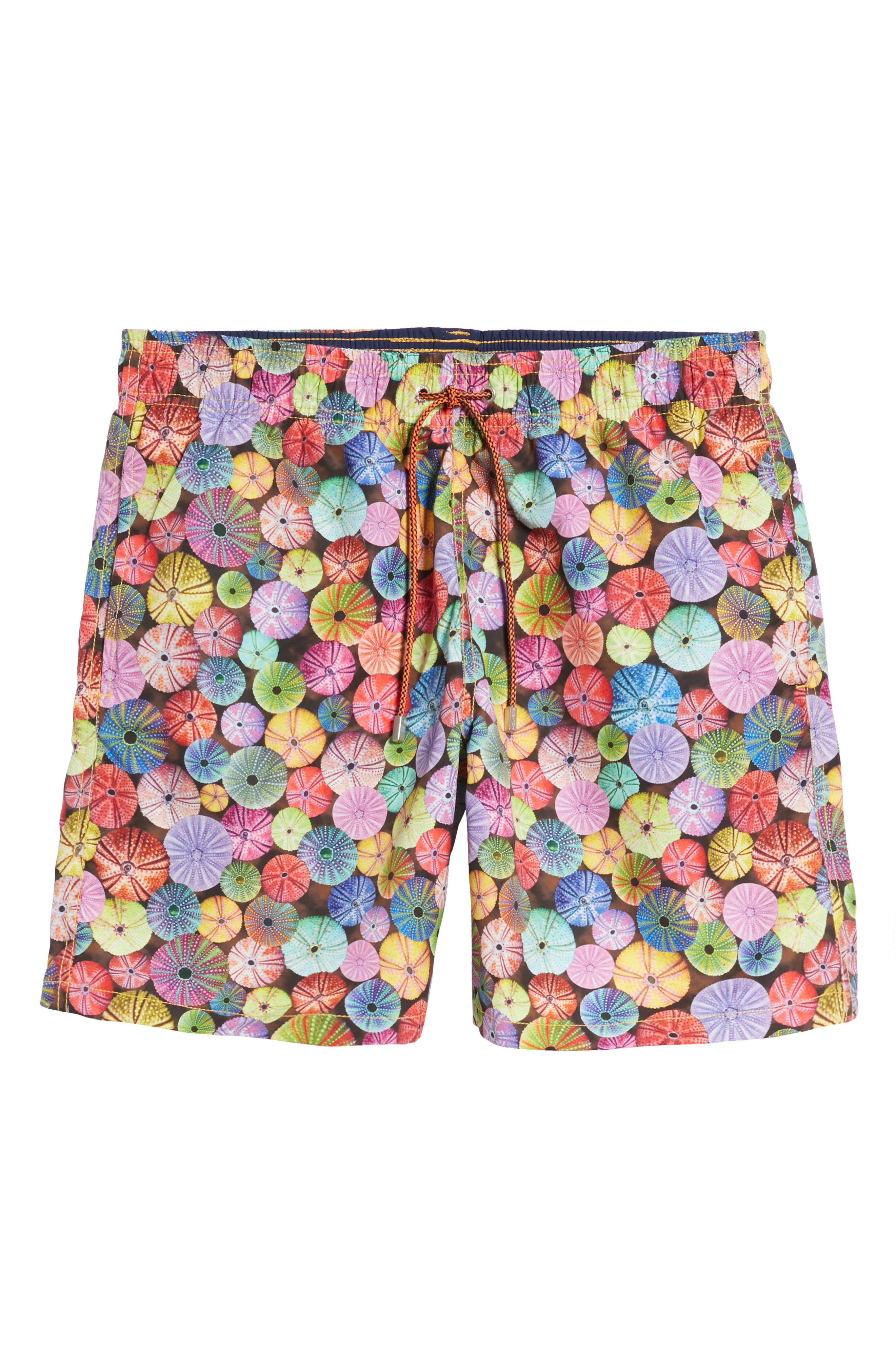 Swim Trunks,                             Alternate thumbnail 6, color,                             Candy